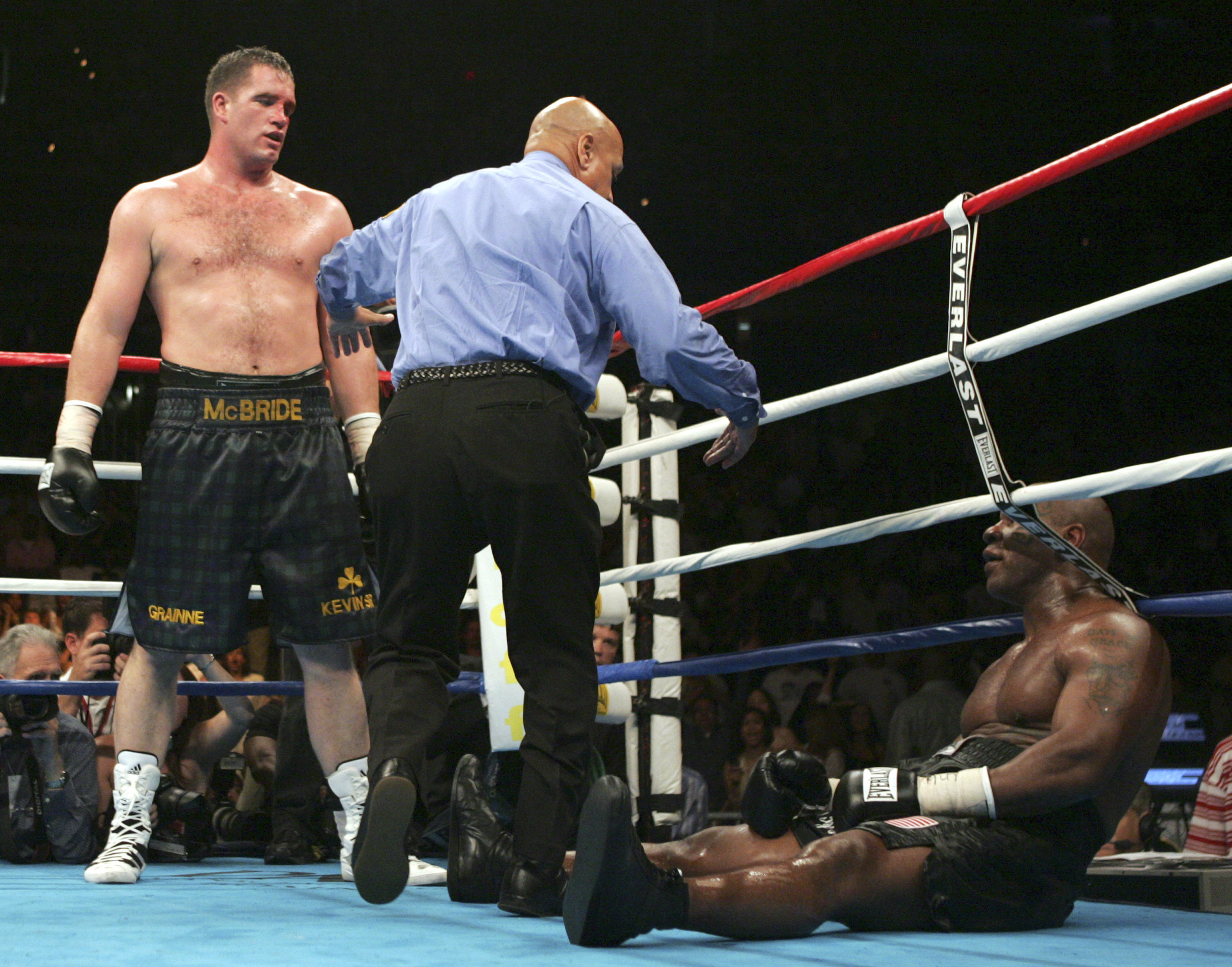Kevin McBride Recalls Forcing Mike Tyson Into Retirement