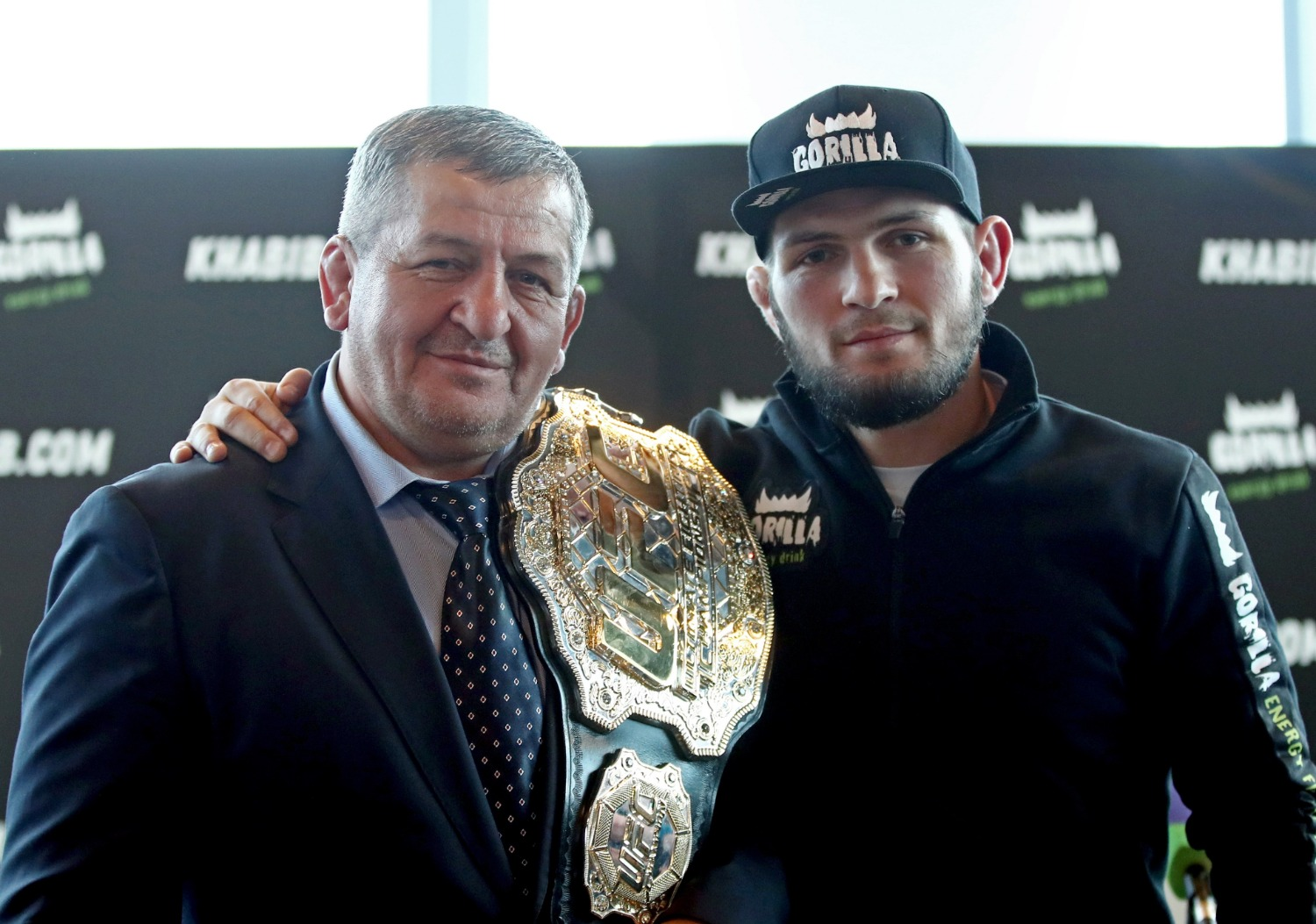 Khabib Nurmagomedov suffered a devastating loss with the tragic death of his father and trainer Abdulmanap Nurmagomedov on Friday.