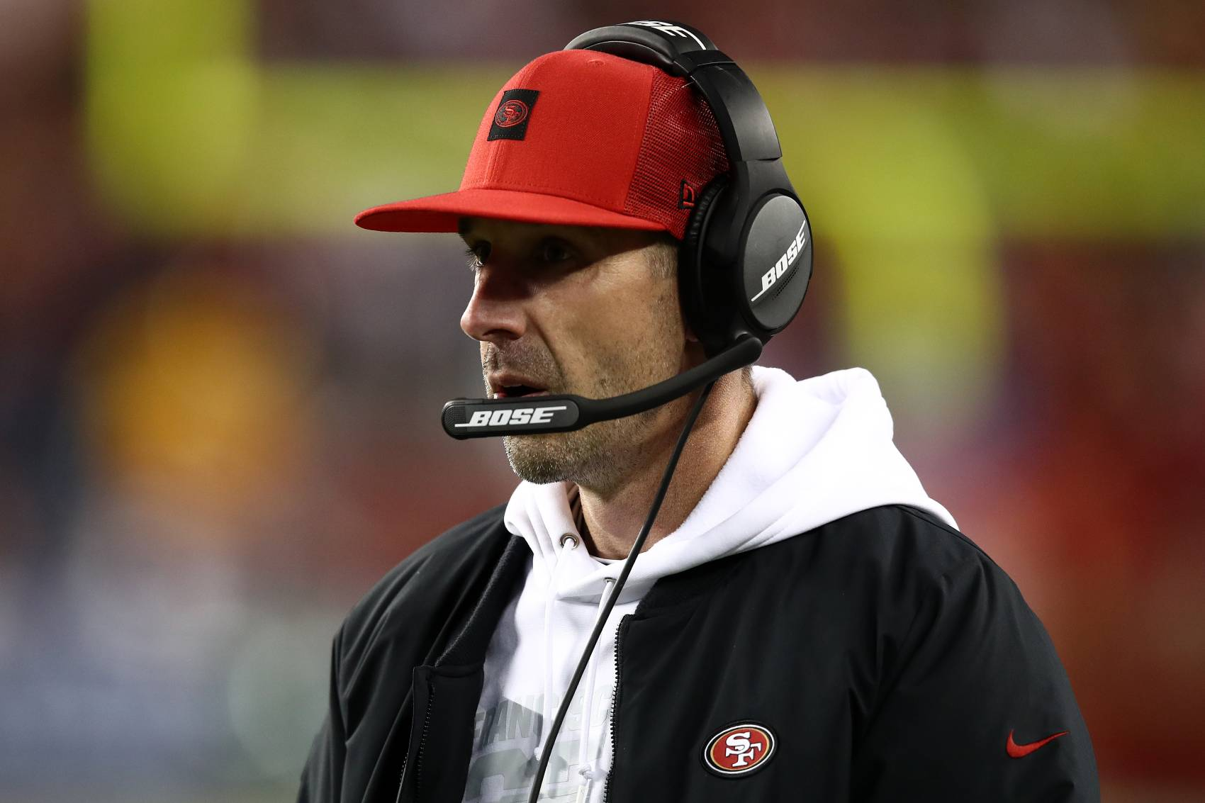 San Francisco 49ers head coach Kyle Shanahan just earned the ultimate praise from 49ers legend Ronnie Lott.
