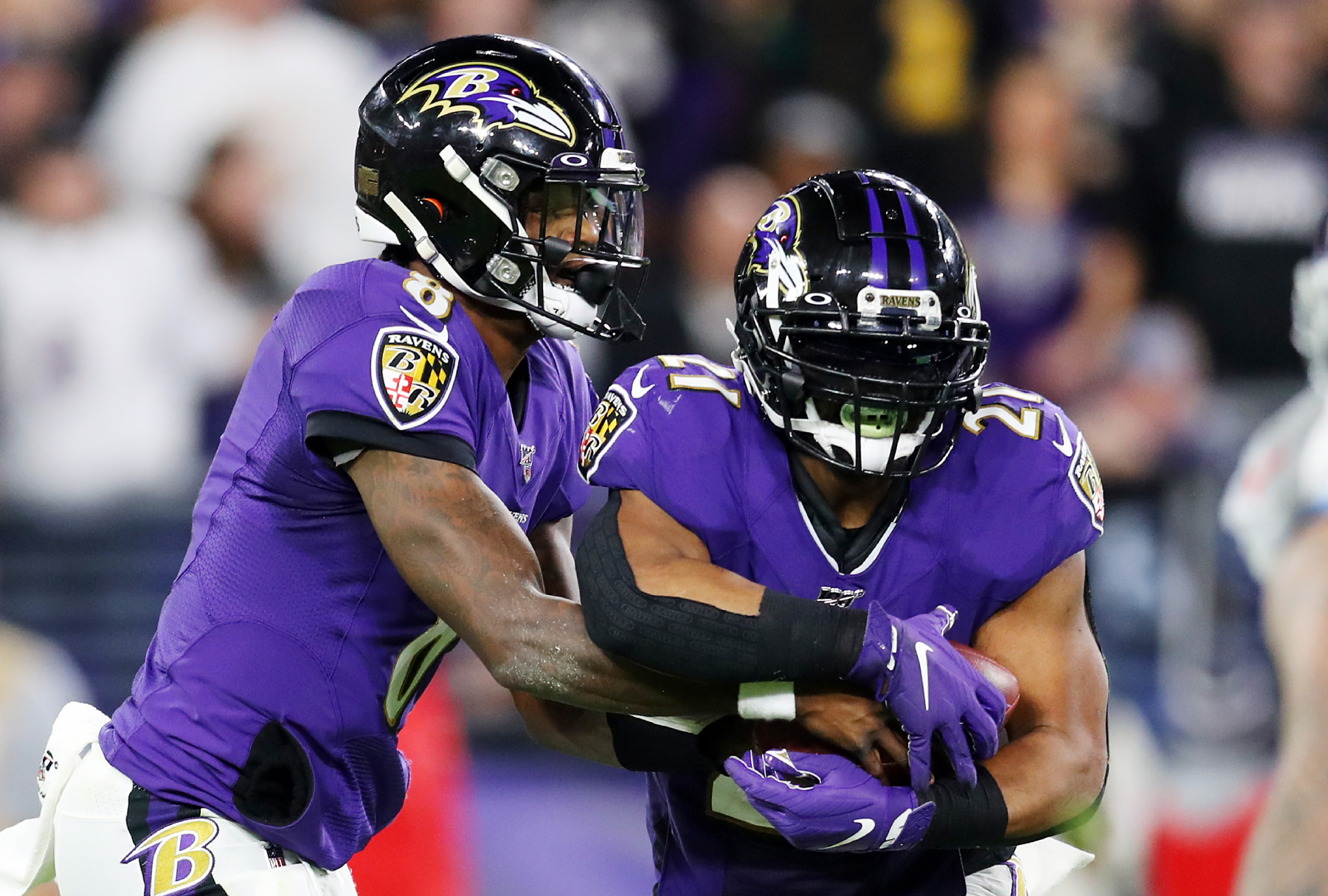 The Baltimore Ravens had one of the best offenses in football last season. They then added another top-rated Madden star this offseason.