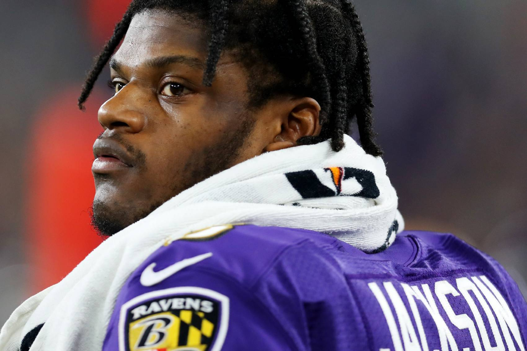 Baltimore Ravens quarterback Lamar Jackson doesn't look like himself in 'Madden NFL 21', even though he's the game's cover athlete.