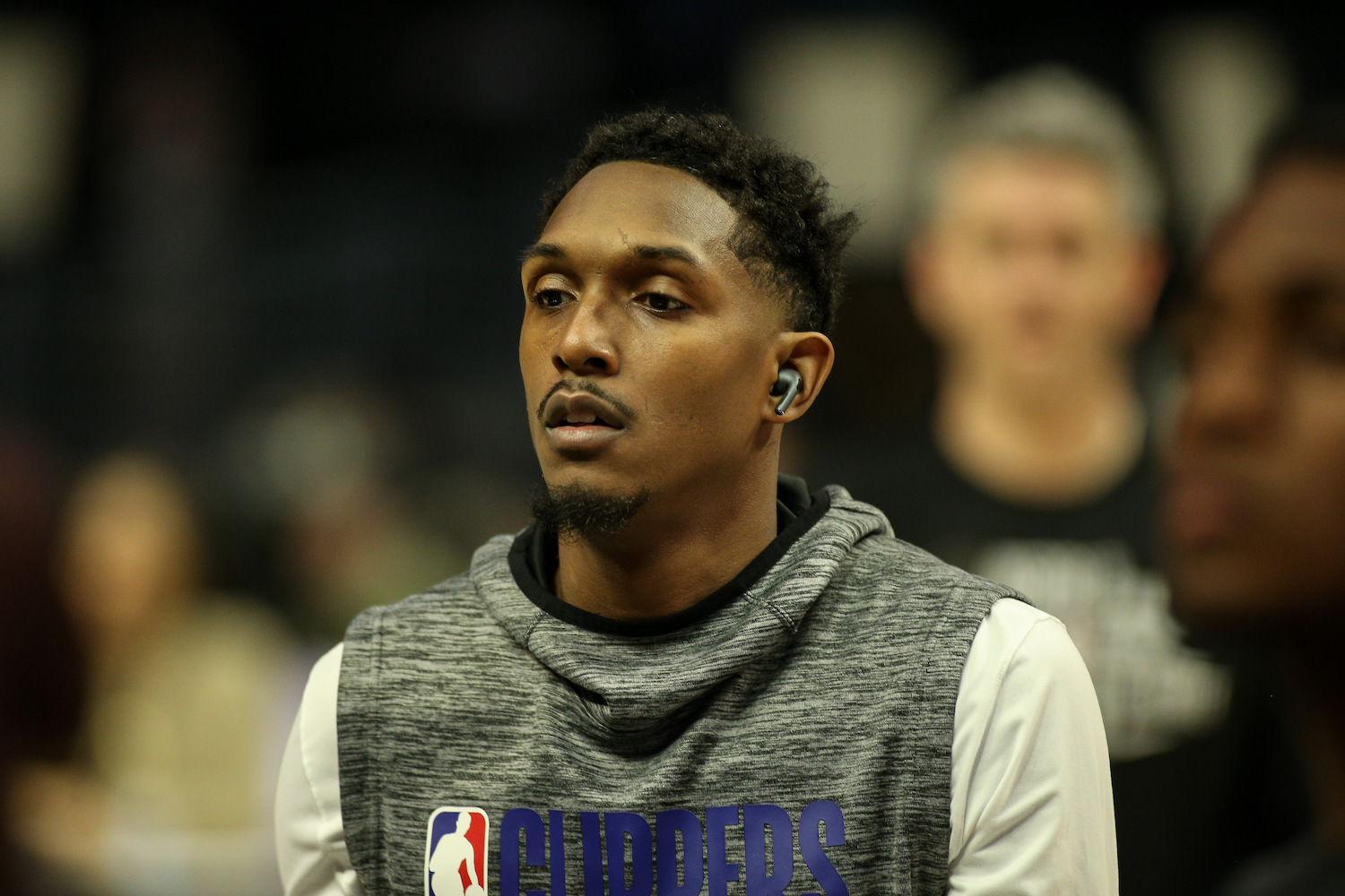 LA Clippers guard Lou Williams