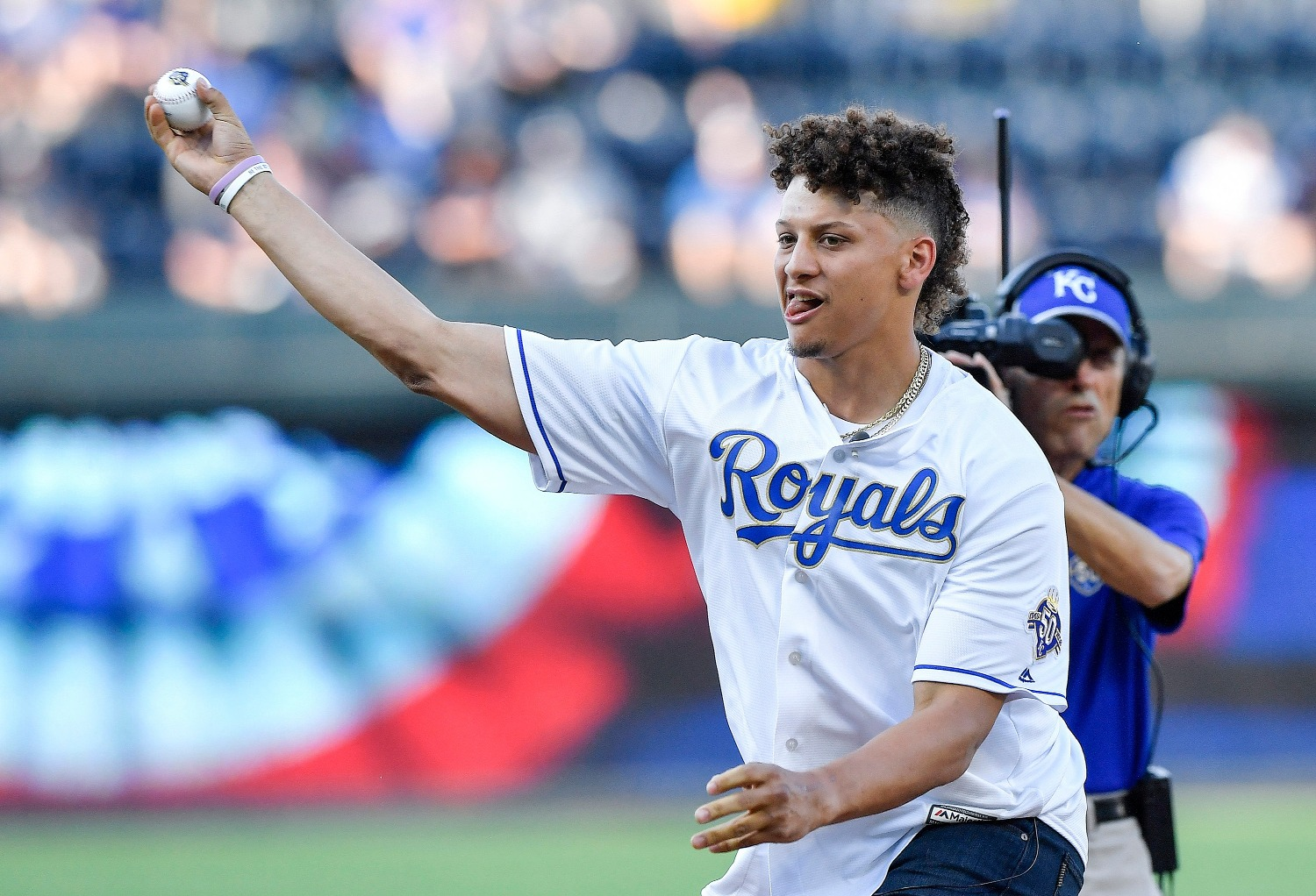 Patrick Mahomes is Officially a Part-Owner of a Pro Sports Team That's Near and Dear to His Heart