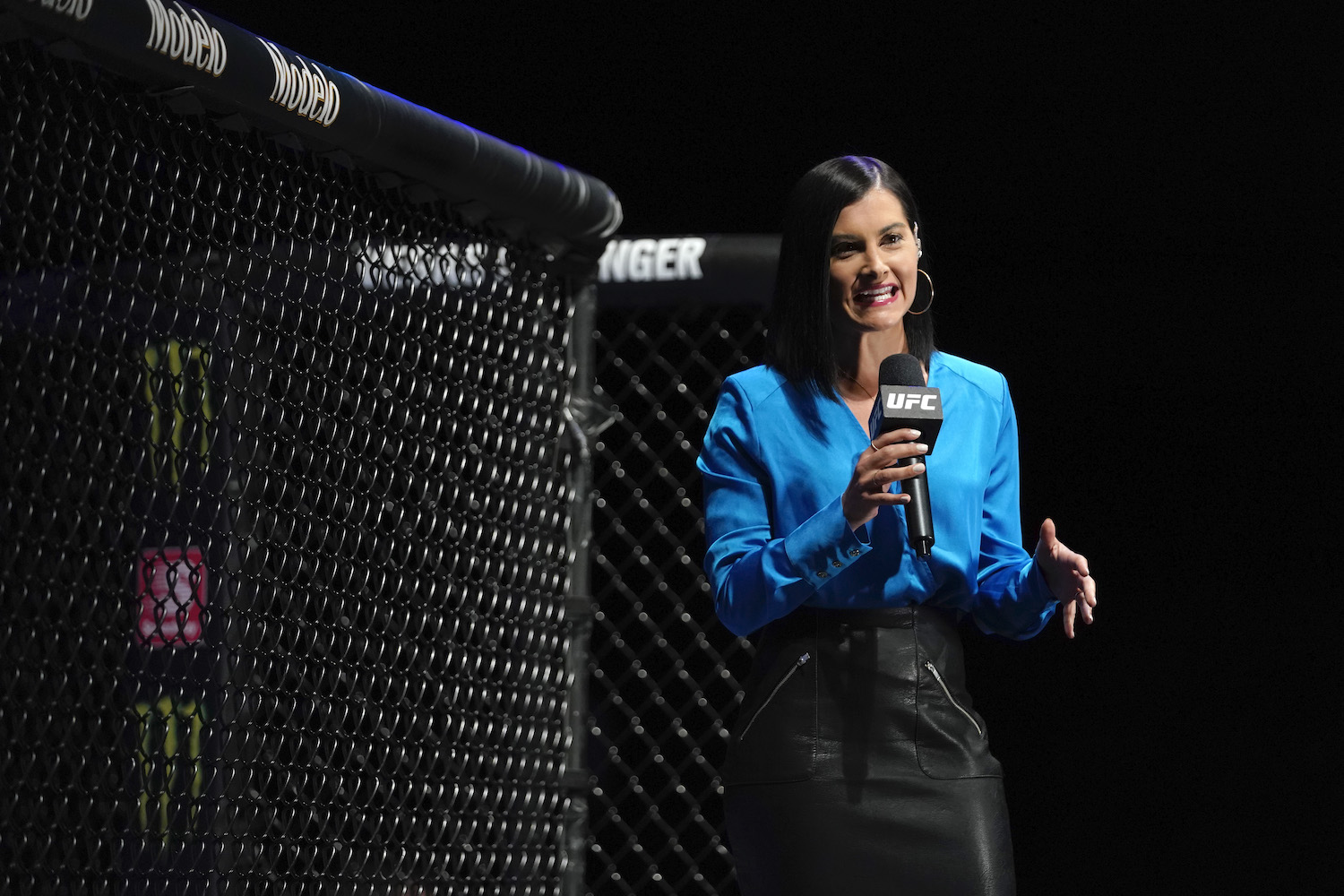 Who Is Megan Olivi?