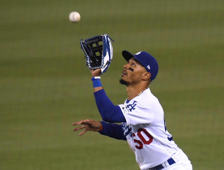 Mookie Betts, Los Angeles Dodgers
