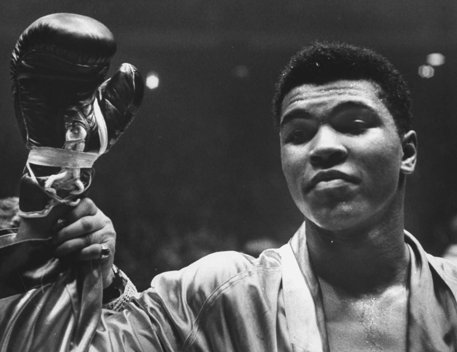 Muhammad Ali Credited His Swagger to Wrestling Hall of Famer Gorgeous George