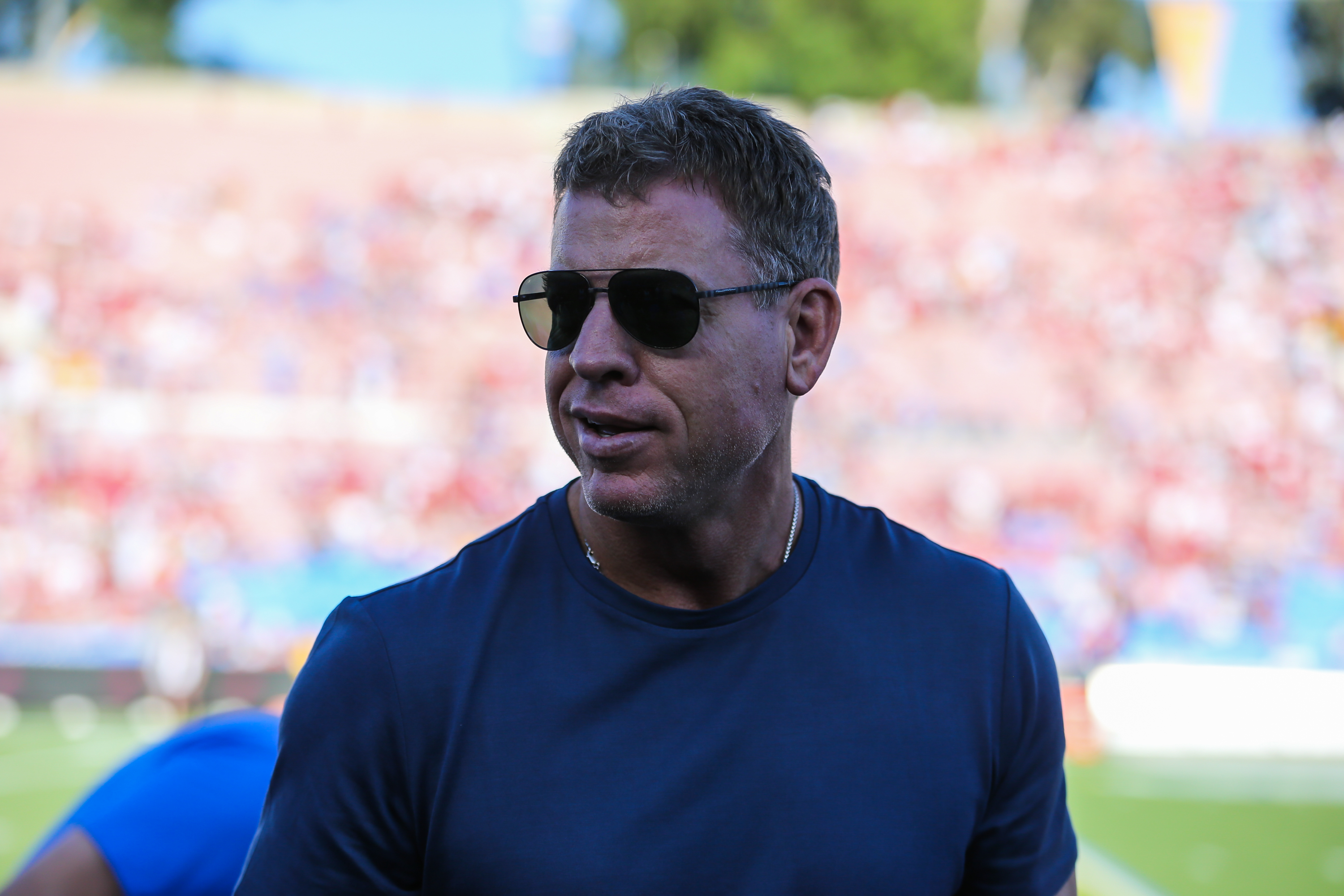 Troy Aikman Gives Advice to Young Athletes: Your Finance Guy 'Is More Important Than Your Agent'