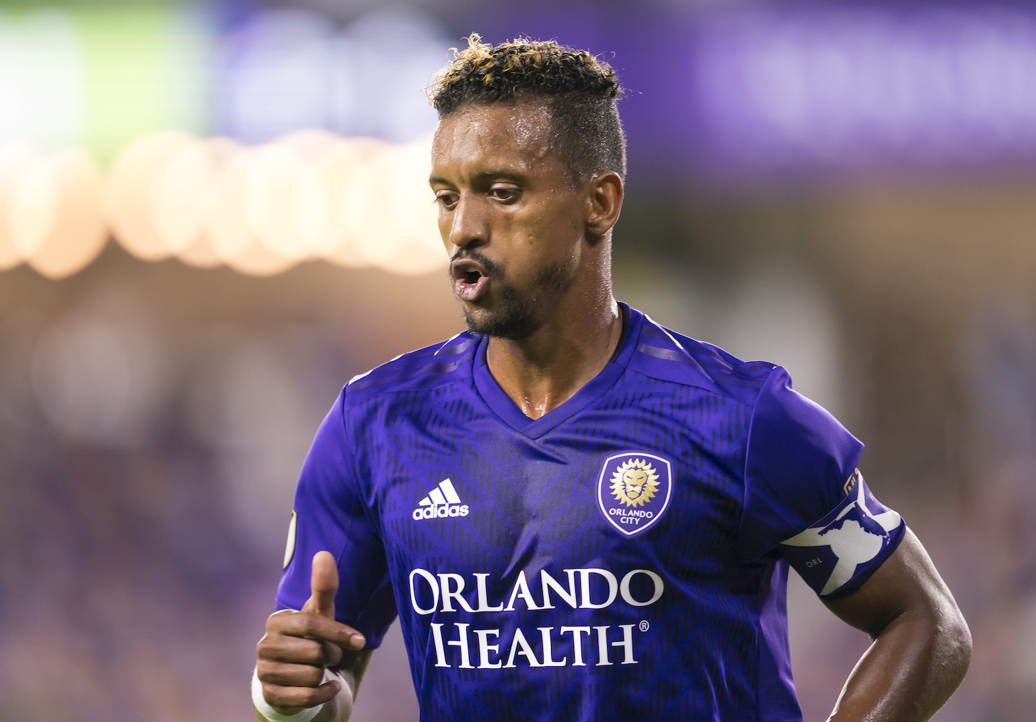 Orlando City forward Nani