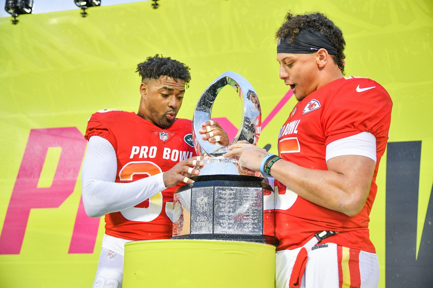Patrick Mahomes can make an obscene amount of money for winning the NFL MVP award.