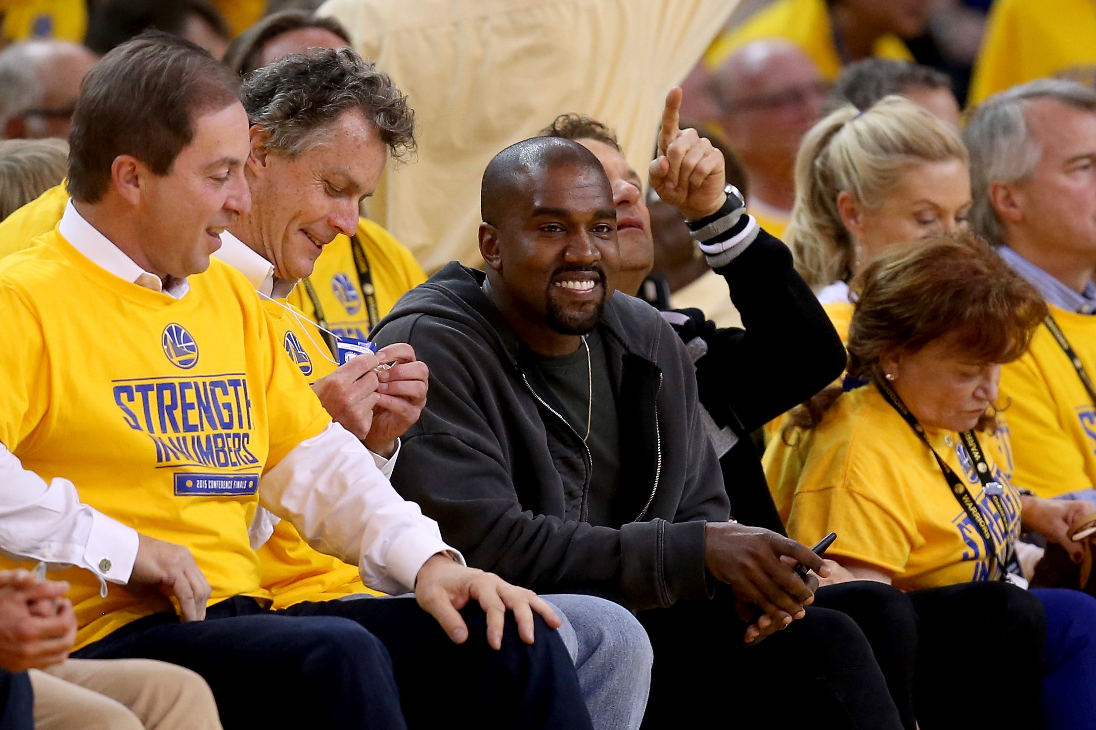 Kanye West Already Has Big Plans For The Nba If He Becomes President