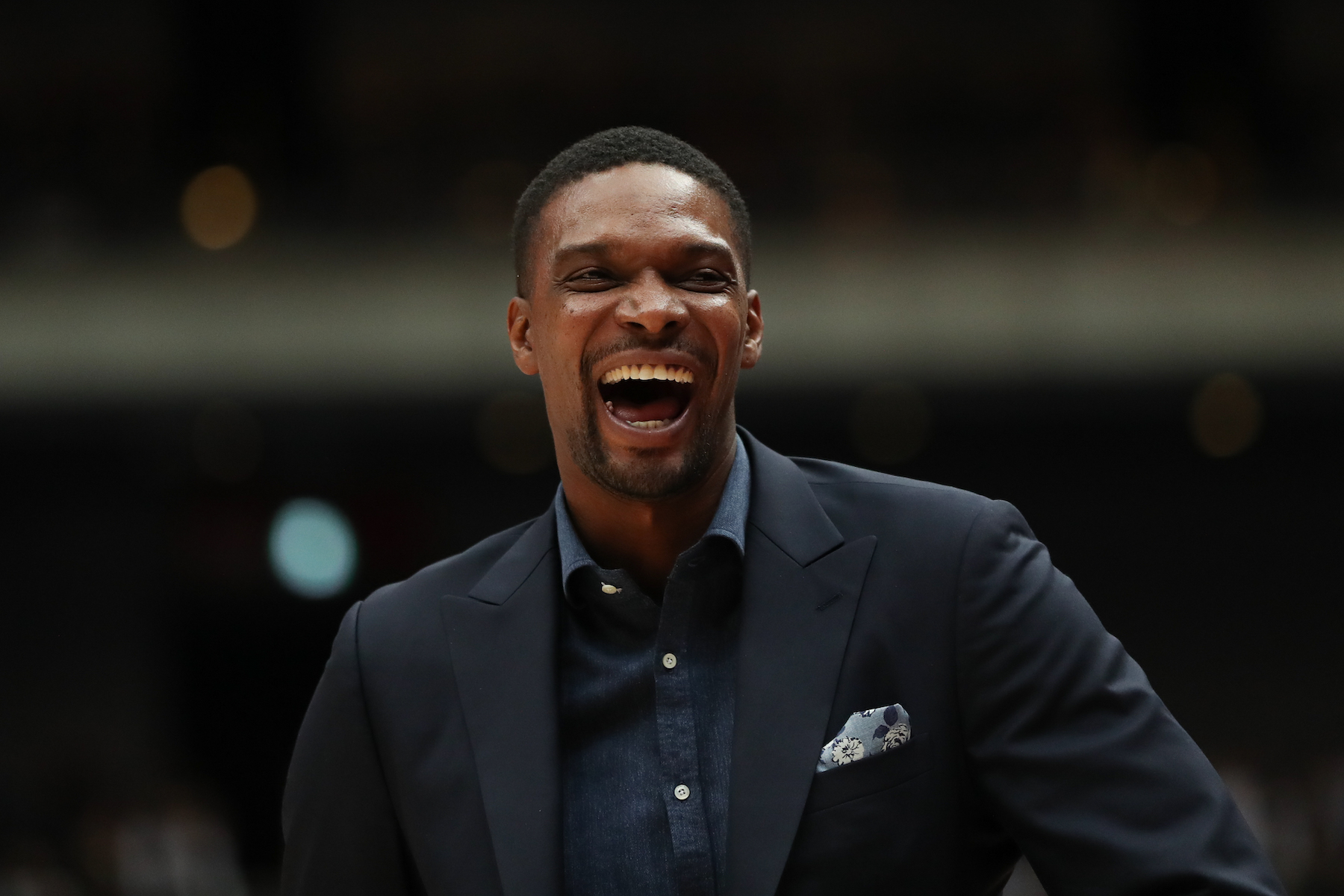 Chris Bosh Has a Huge Net Worth Despite 'Not Knowing Anything About Finances'
