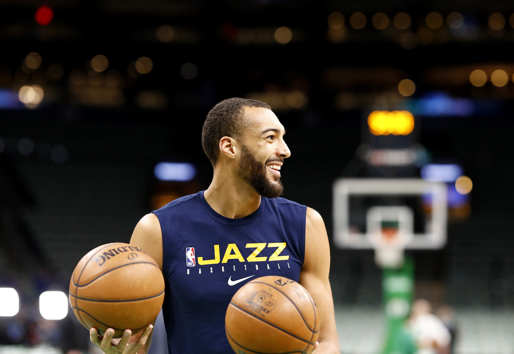 Rudy Gobert has become a top big man in the NBA for the Utah Jazz. He, however, was traded by the Denver Nuggets for an irrelevant player.