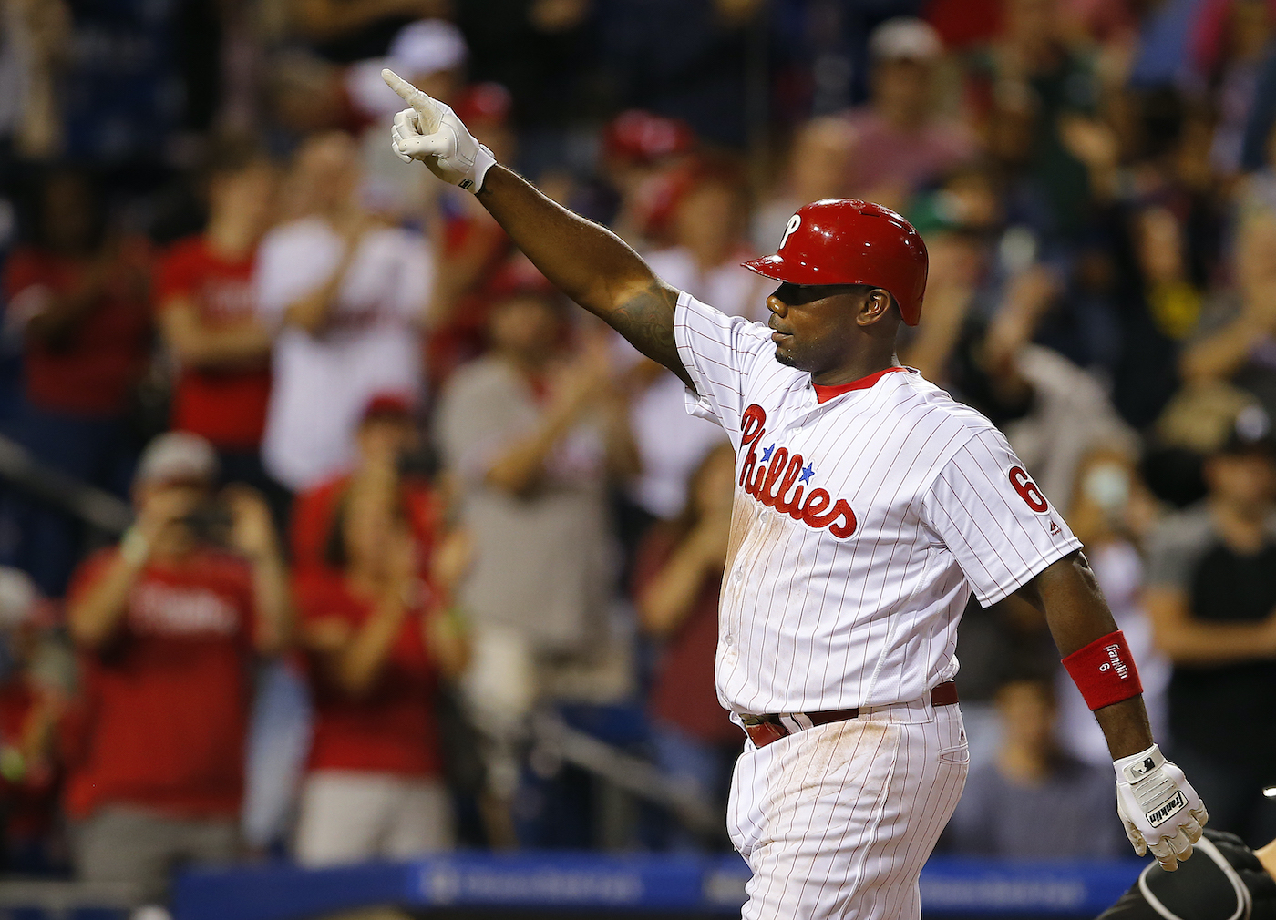 Ryan Howard is one of the leading home run hitters in Philadelphia Phillies history, and he was paid handsomely for his power hitting.