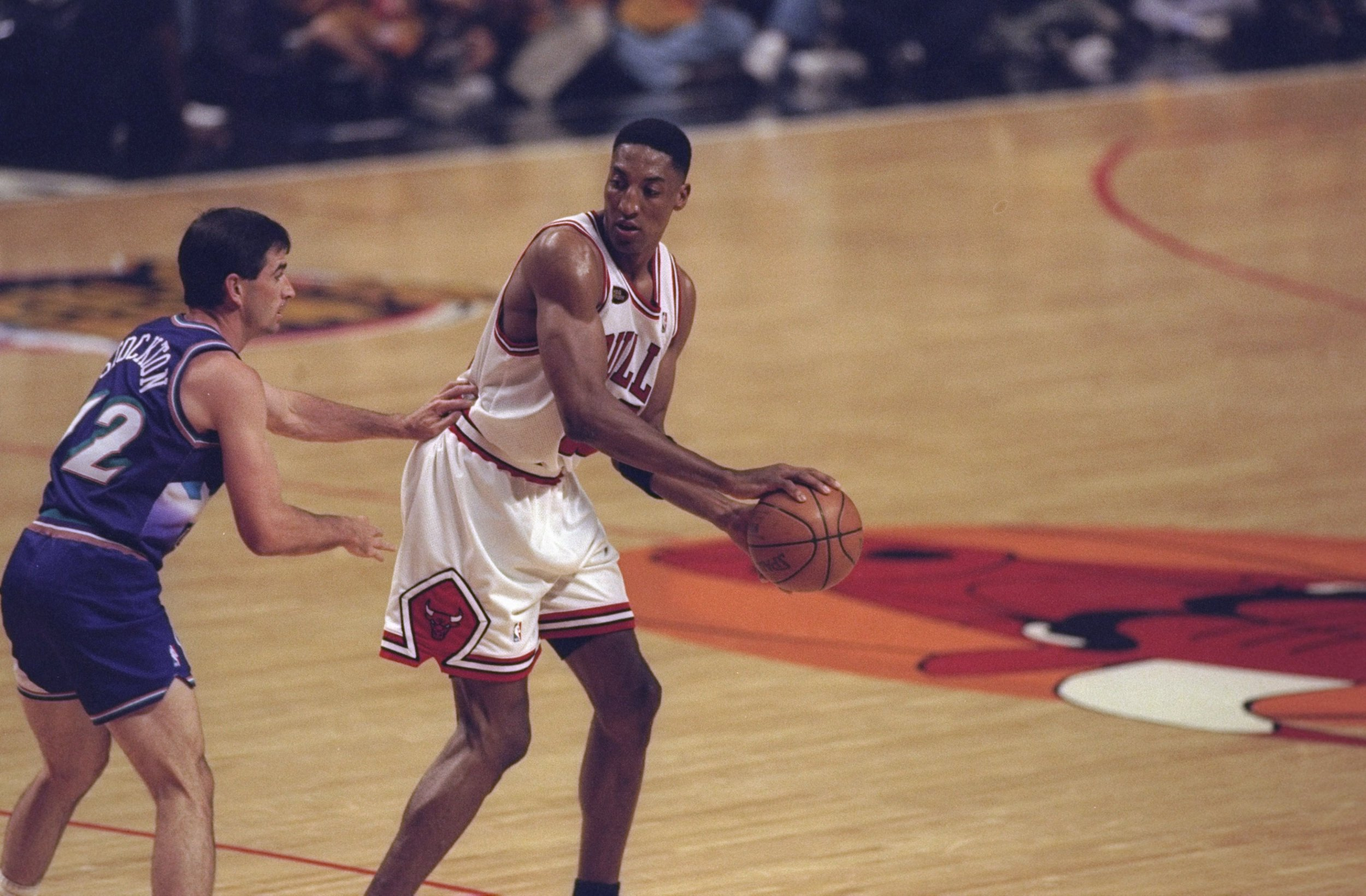 While Scottie Pippen returned to the Chicago Bulls at the end of his career, it wasn't the best decision.