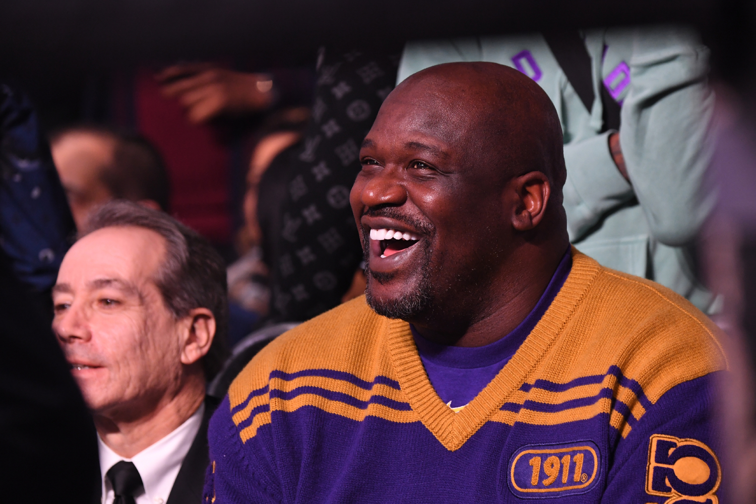Shaquille O'Neal Said a Geek Saved His Life When He Was in High School