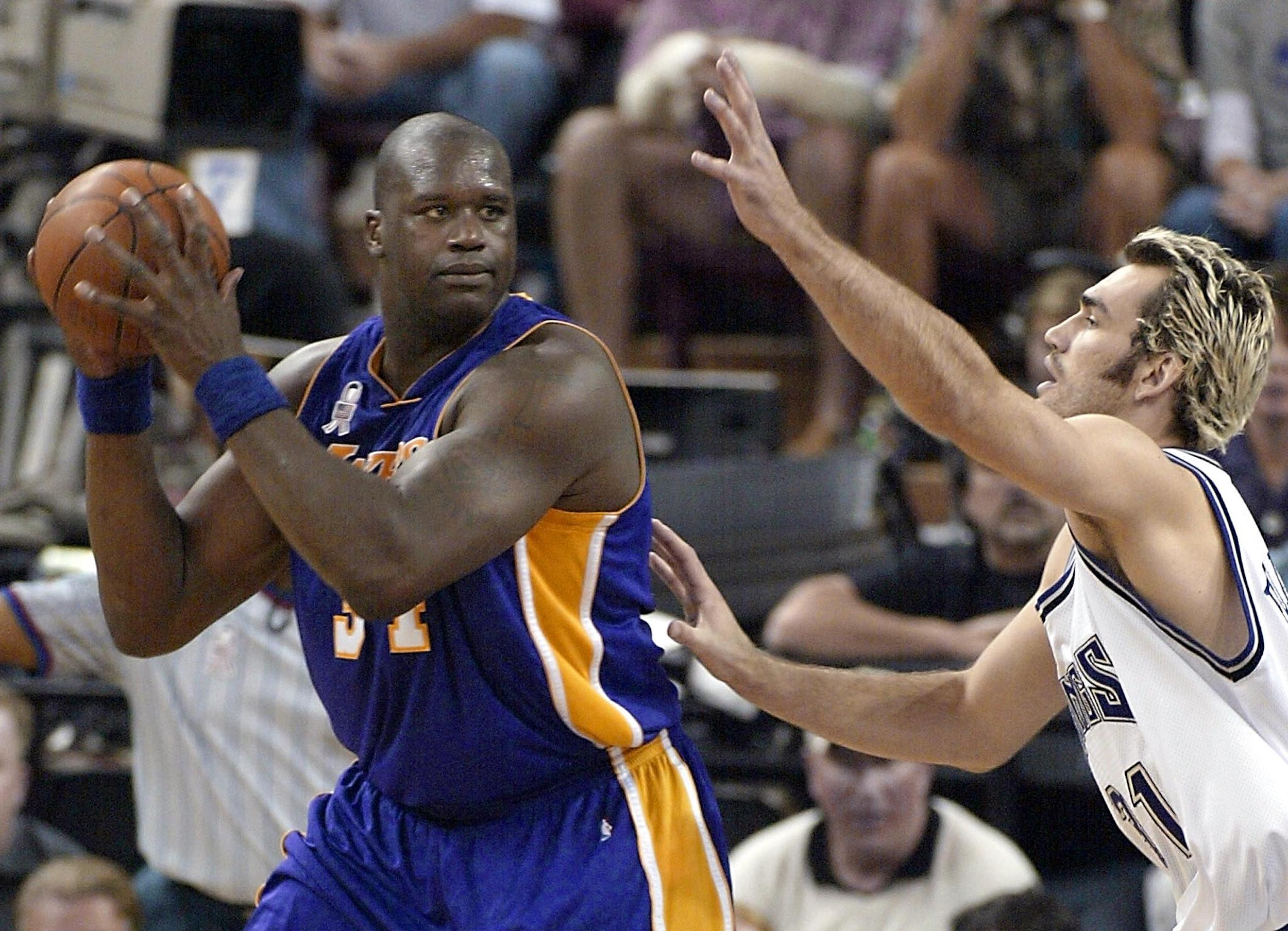 Shaquille O'Neal Honored His Own Greatness With an Inaccurate Quote and a Weird Nickname