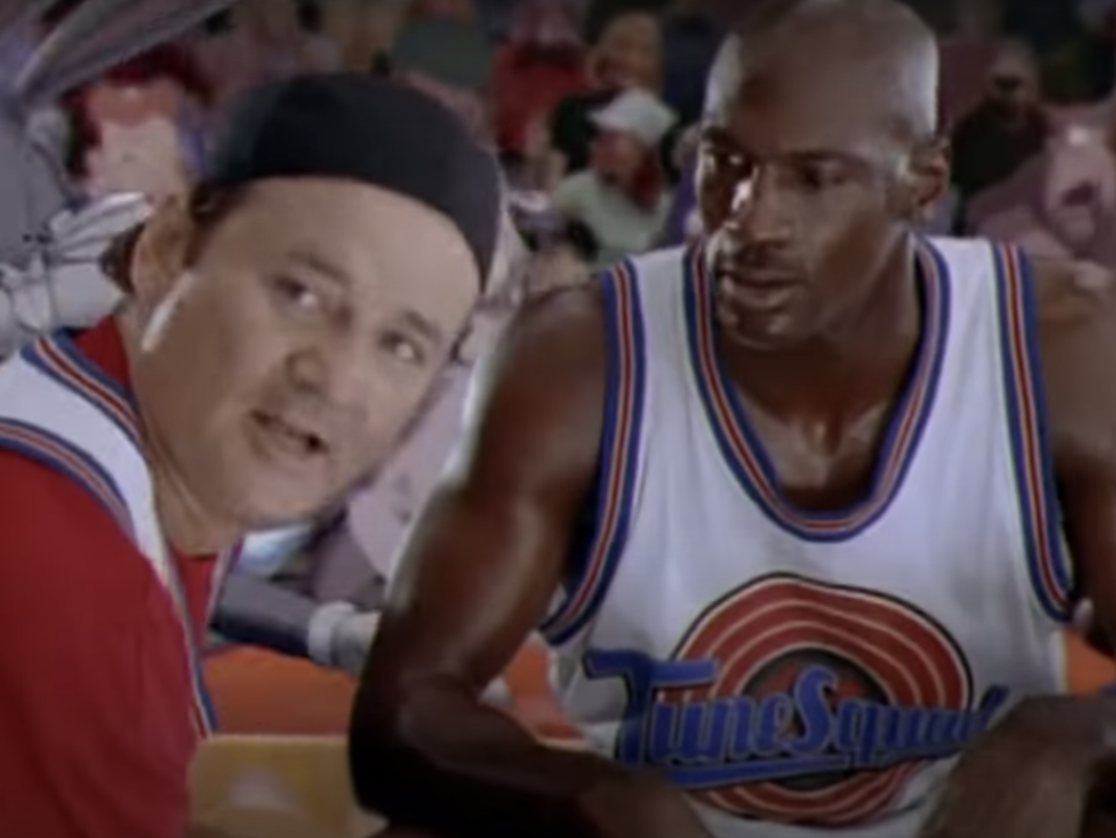 'Space Jam': Bill Murray Shares His Favorite Off-Screen Moment With Michael Jordan and Larry Bird