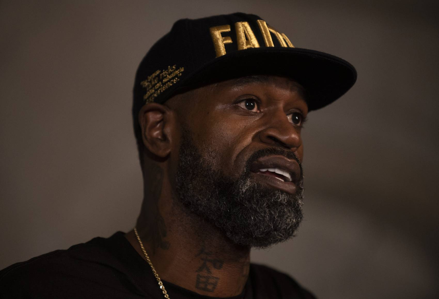 Former NBA champion Stephen Jackson recently made controversial and anti-Semitic comments. NBA stars and his employer, Showtime, have each remained quiet.