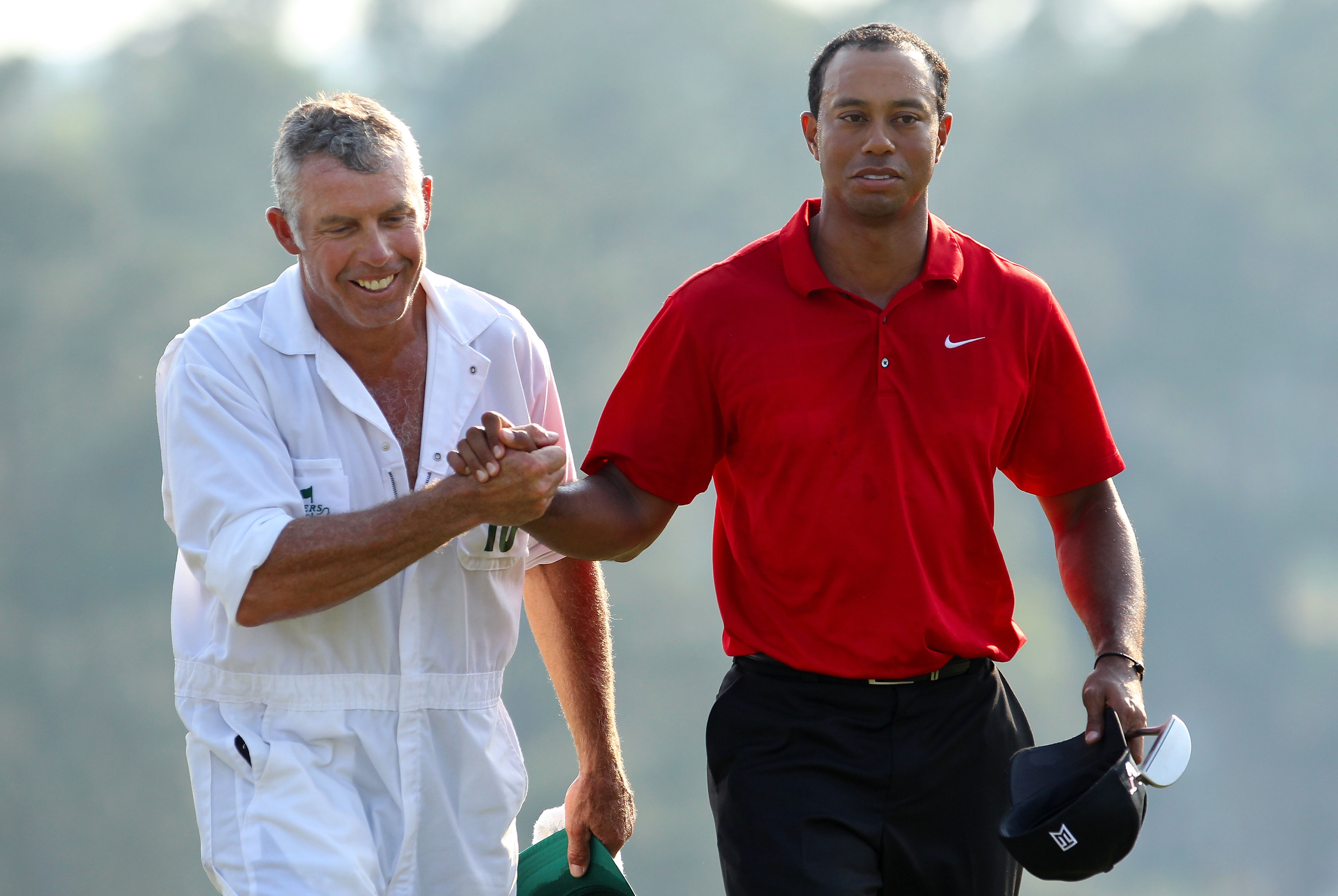 Tiger Woods and Steve Williams Net Worth