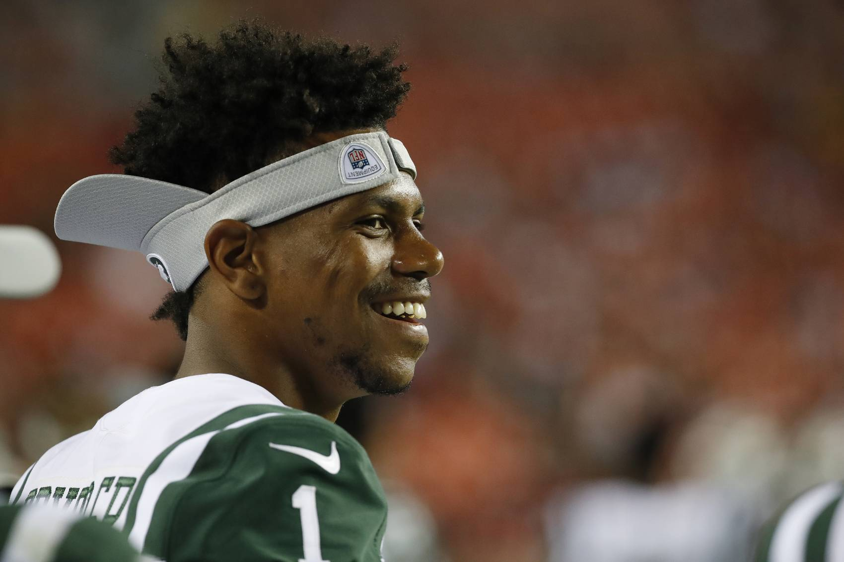 Former Jets receiver Terrelle Pryor is trying to make an NFL comeback. Pryor didn't play in 2019 and suffered a stab wound last fall.