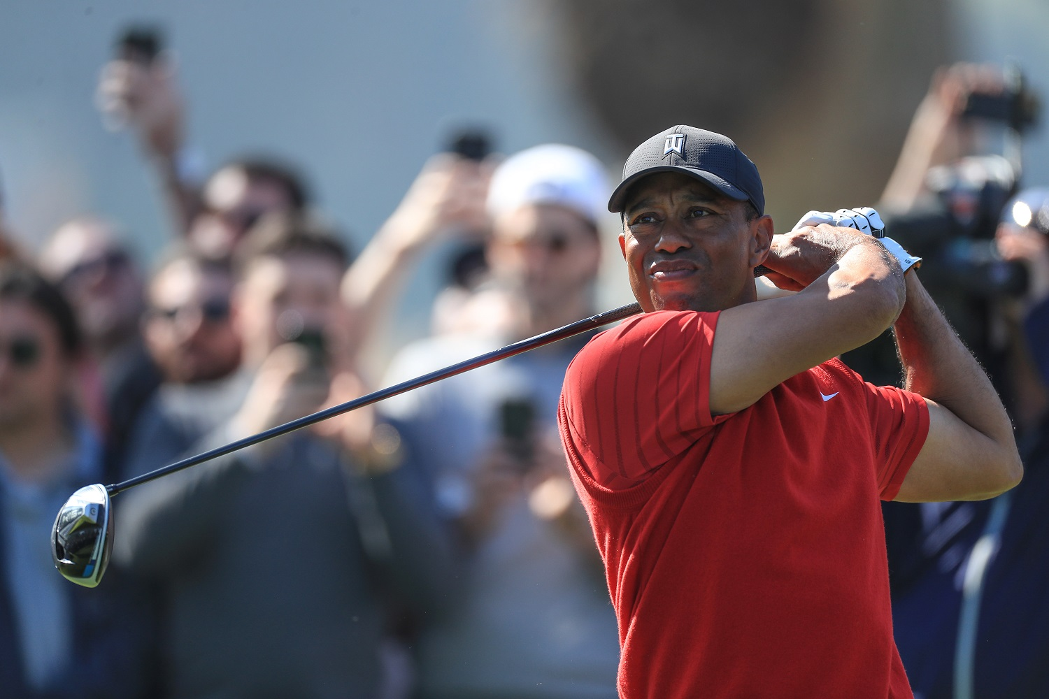 Tiger Woods Begins His Quest For PGA Tour Win No. 83 in a Monster Trio at the Memorial