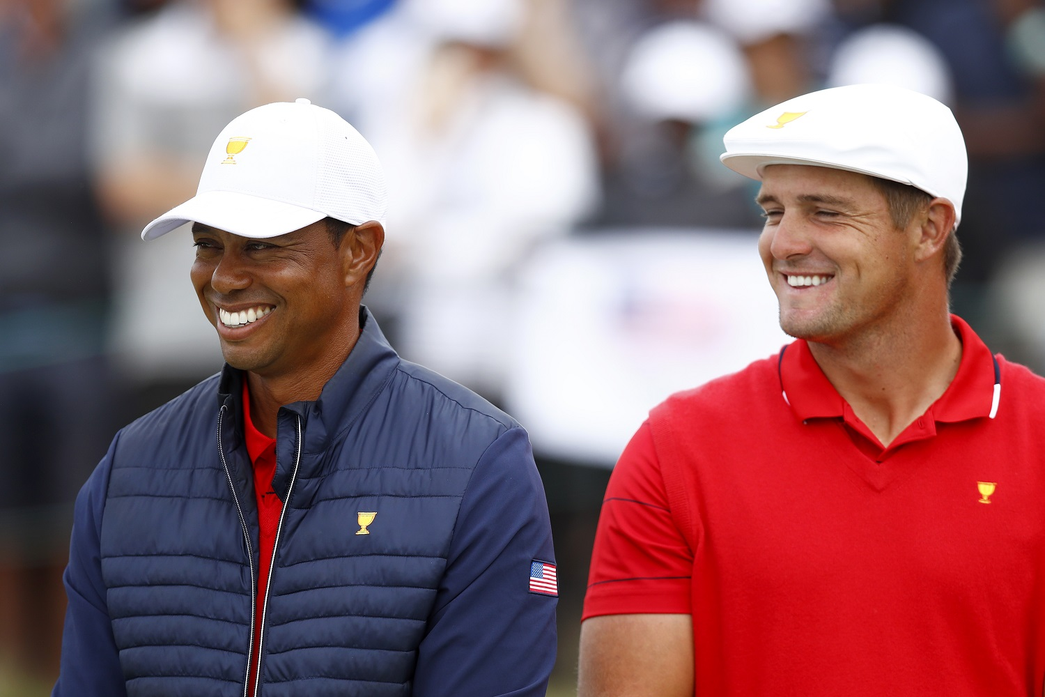 Bryson DeChambeau Took a Little Jab at Tiger Woods' Age at the Memorial