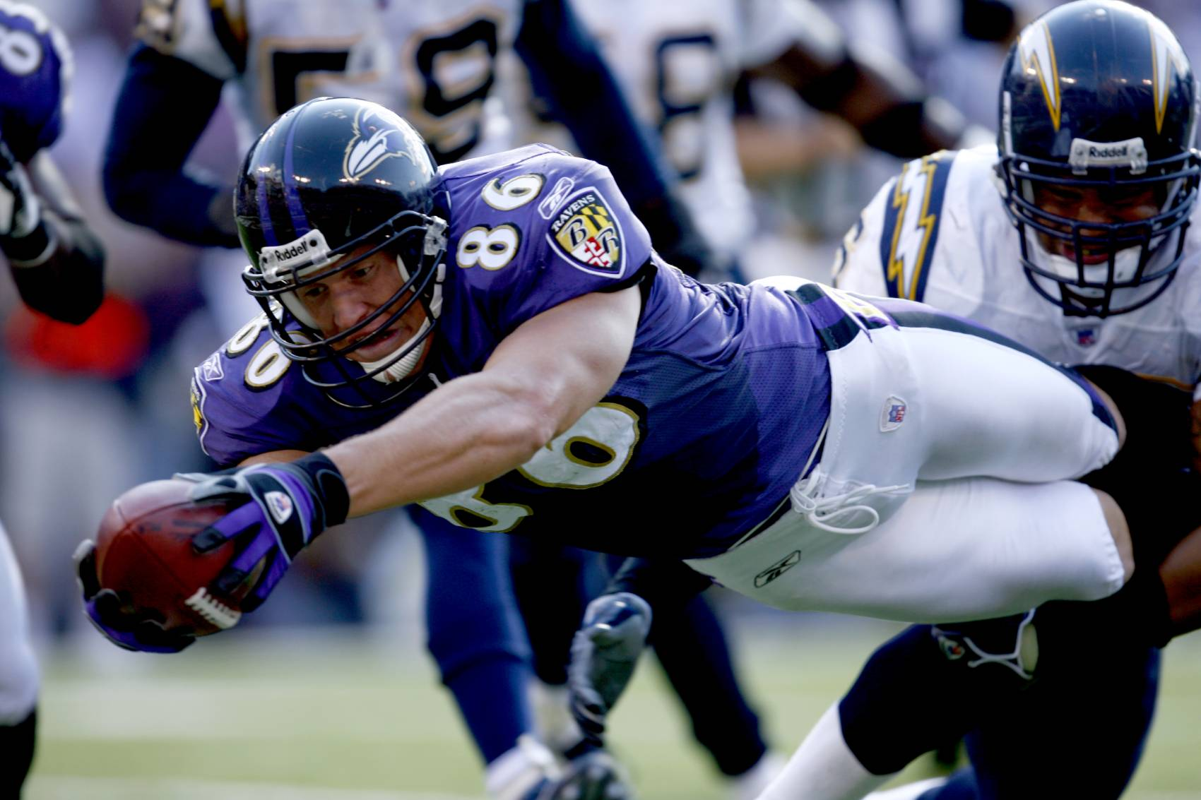 Former Baltimore Ravens tight end Todd Heap accidentally killed his young daughter.