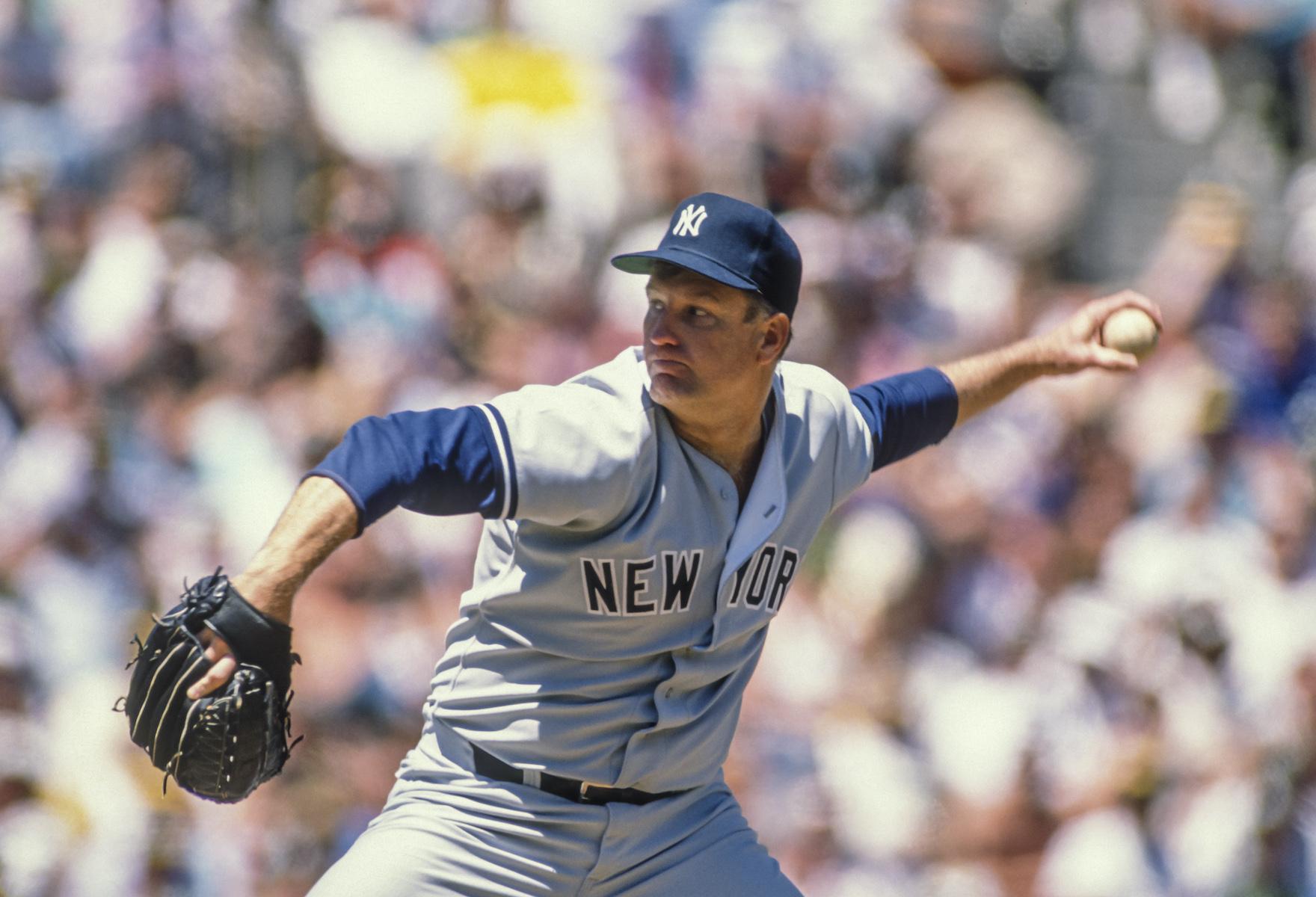Yankees' Tommy John