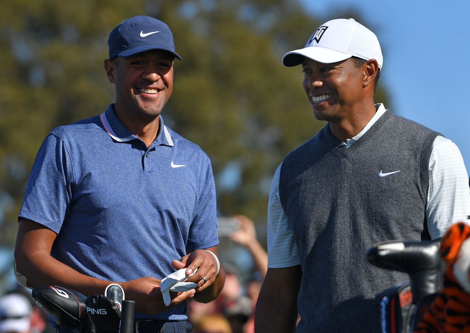How Tiger Woods Inspired Tony Finau to Become One of the Best Players on the PGA Tour