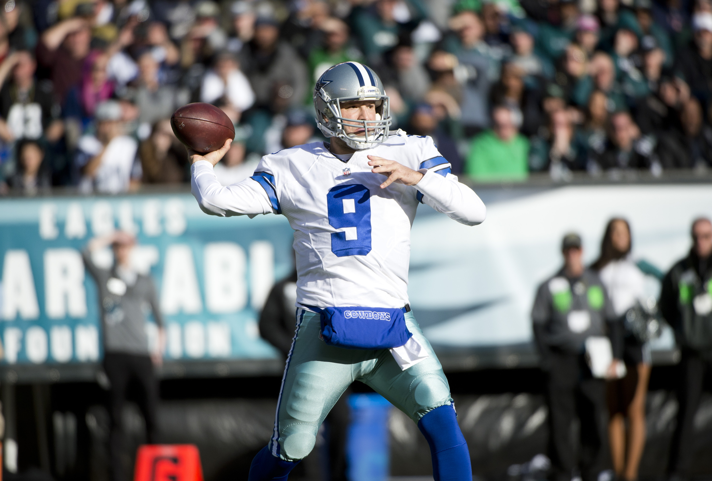 Tony Romo Channeled His NFL Failures To Build a Record-Setting Broadcasting Career
