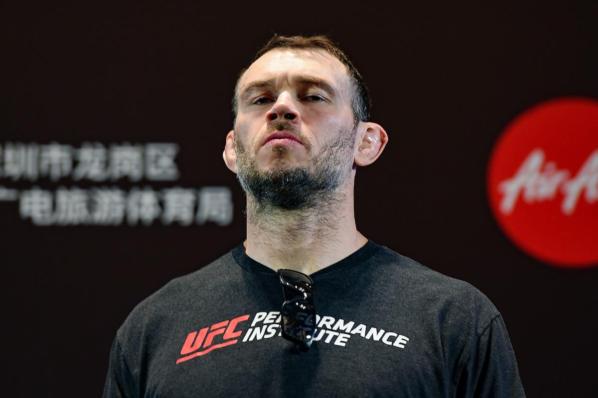 UFC Fighter Forrest Griffin