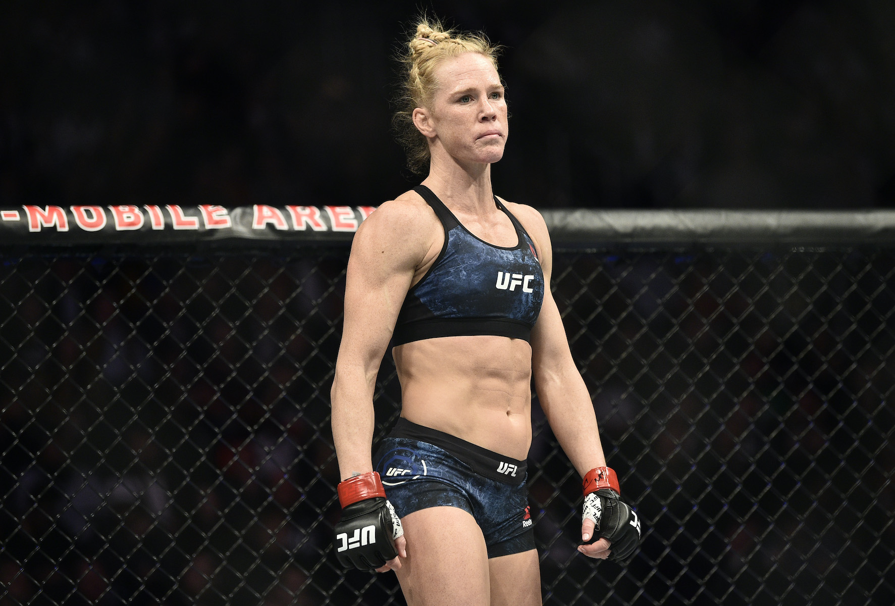 Holly Holm Defends Her Many Chances To Earn A Ufc Title There S A Reason