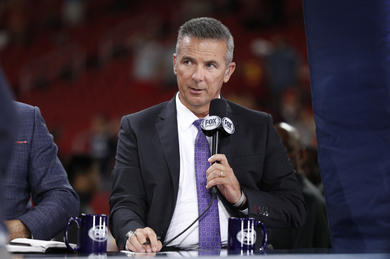 Urban Meyer had a lot of success with the Ohio State Buckeyes. However, he just said something that should terrify Ohio State fans.