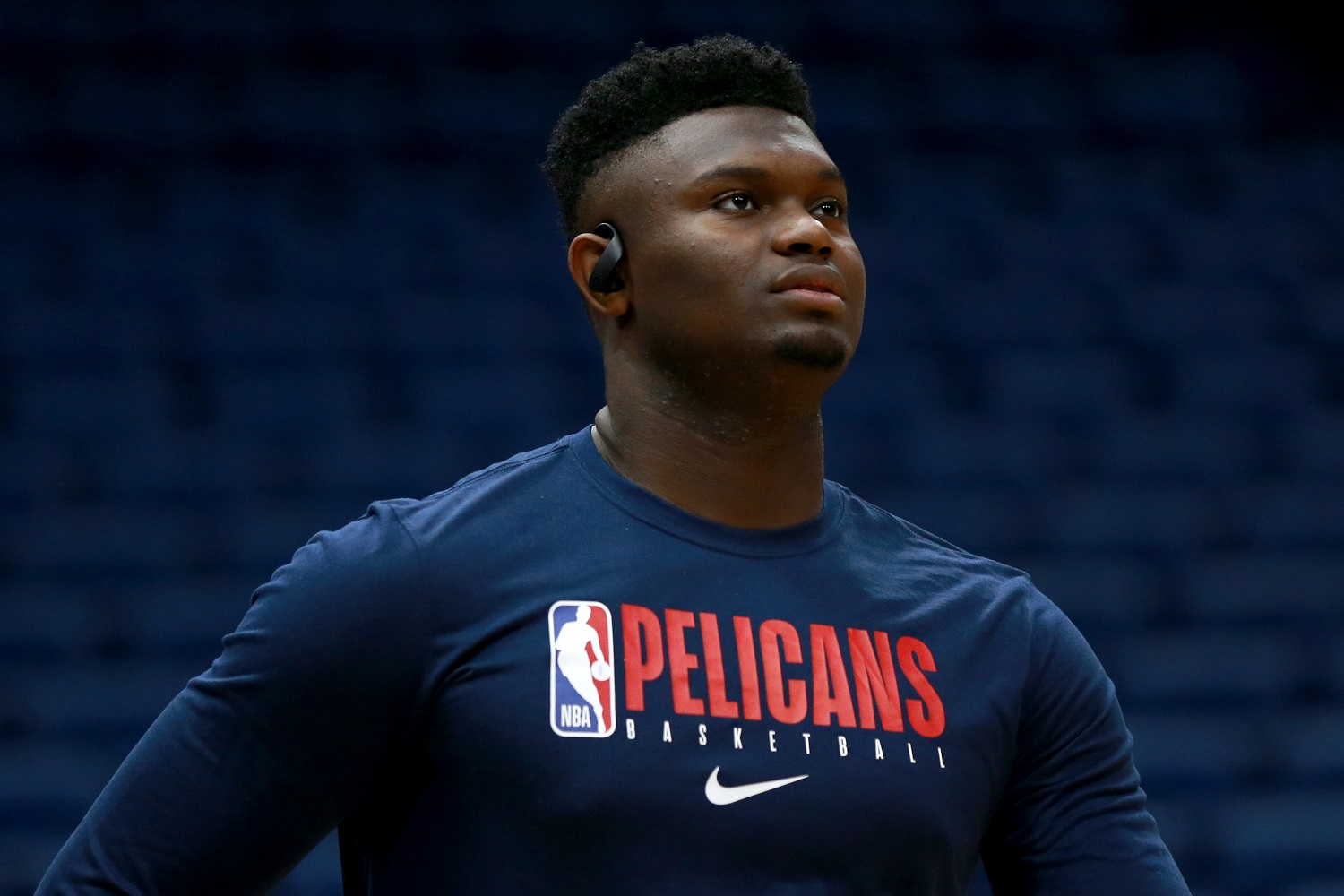 Pelicans Can't Stop Buzzing About Zion Williamson