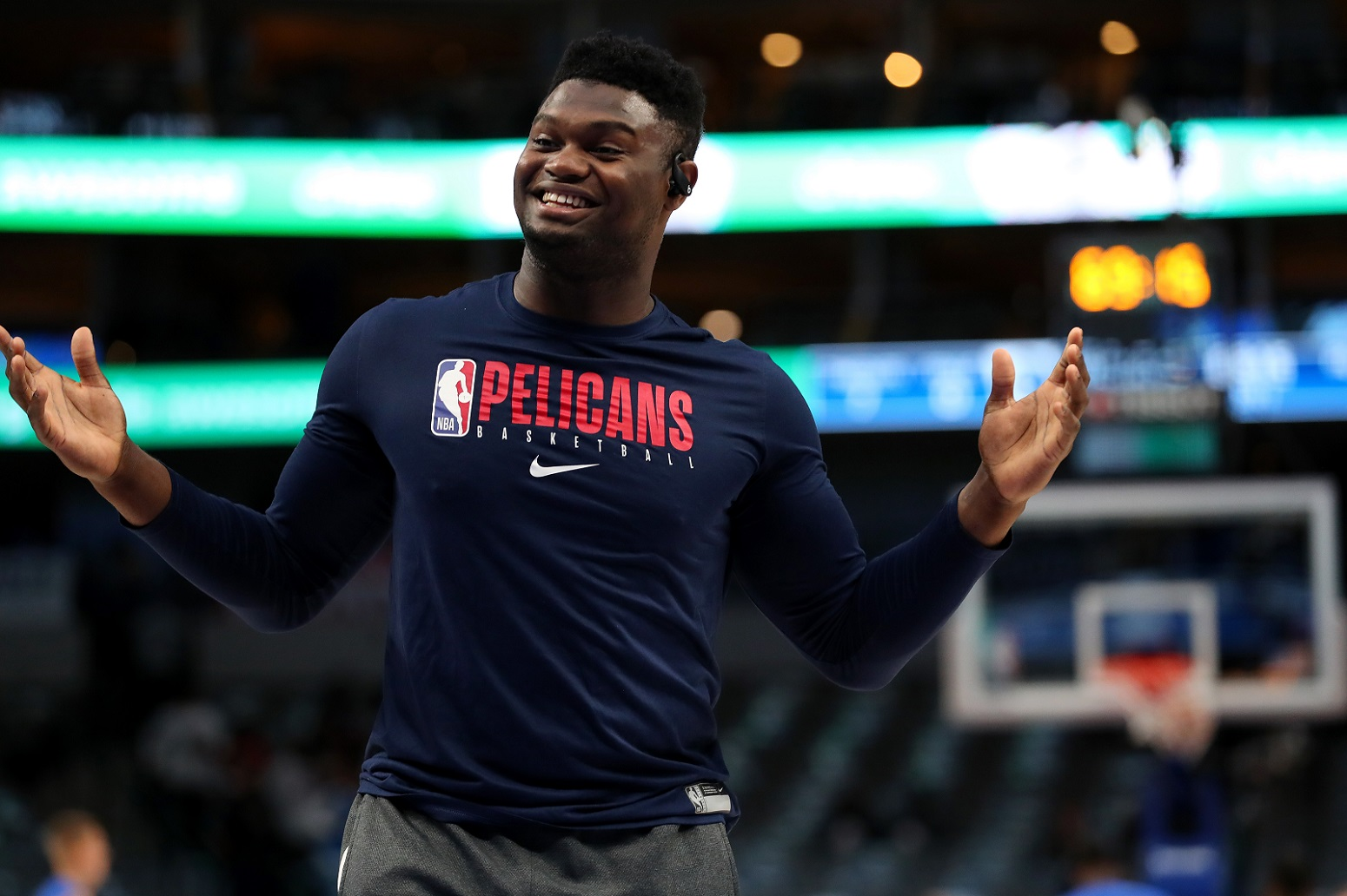 Zion Williamson Just Accomplished Something LeBron James Never Did