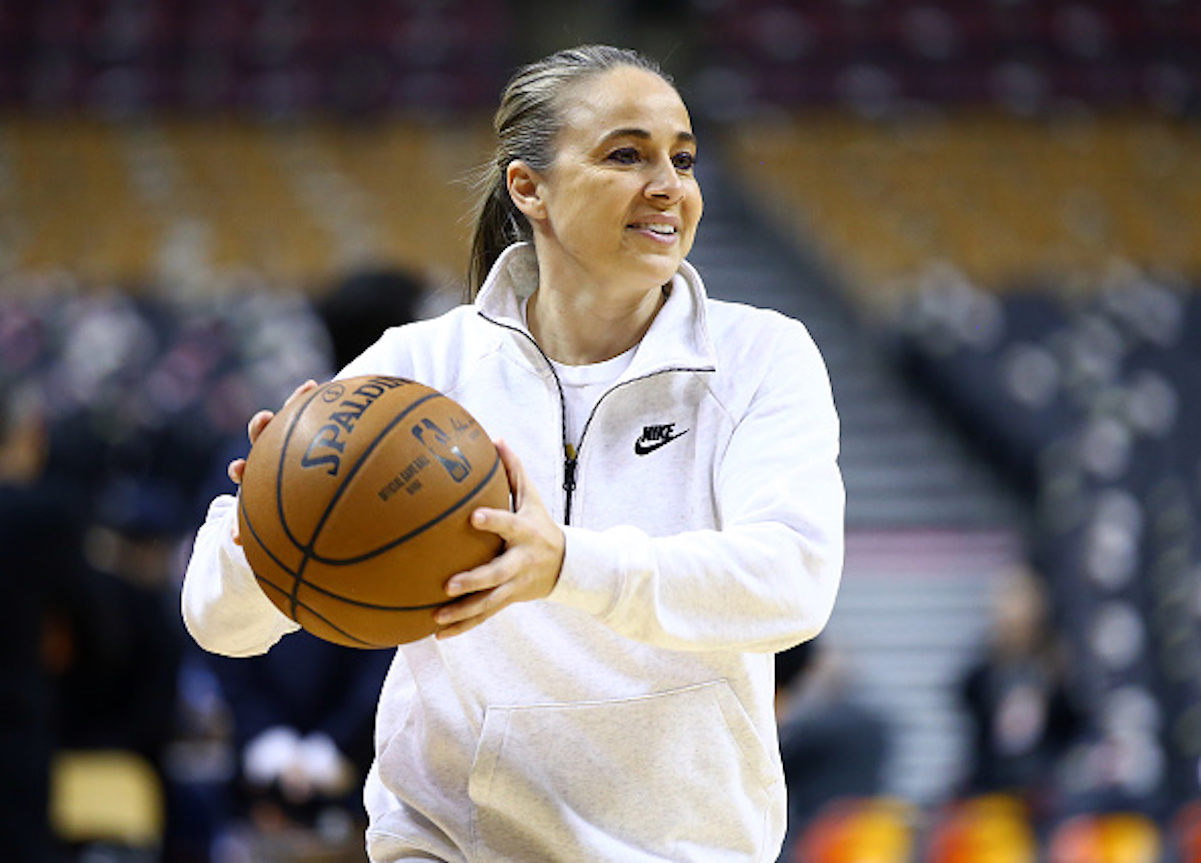 Who is Becky Hammon and How Did She Become an NBA Coach for the Spurs?