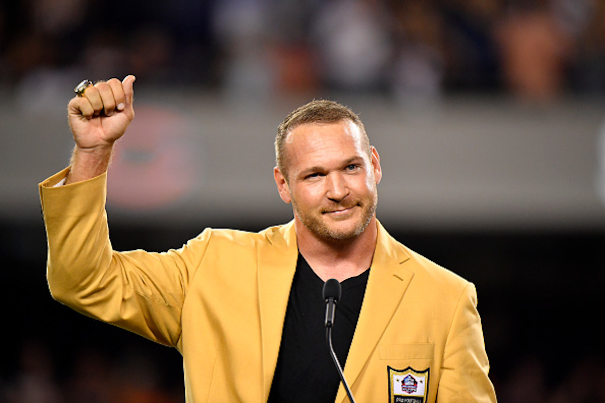 Brian Urlacher's net worth