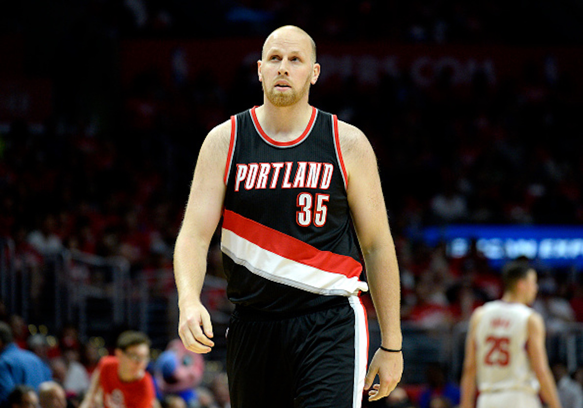 Chris Kaman NBA