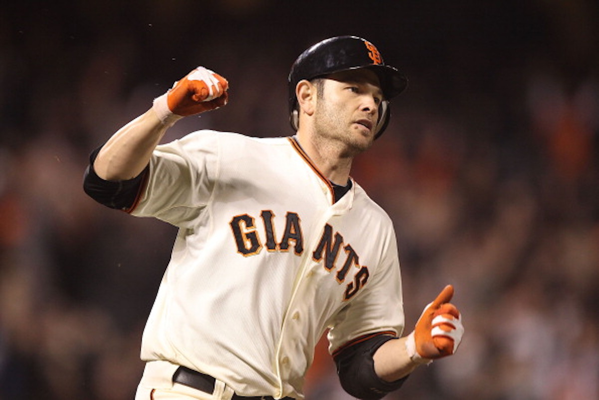 Freddie Sanchez MLB
