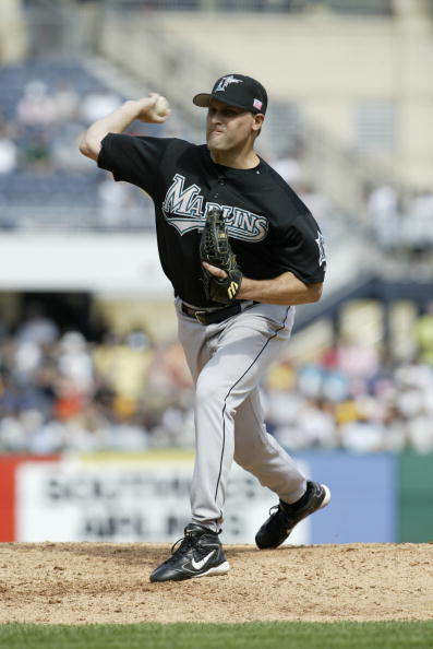 Jim Mecir Florida Marlins