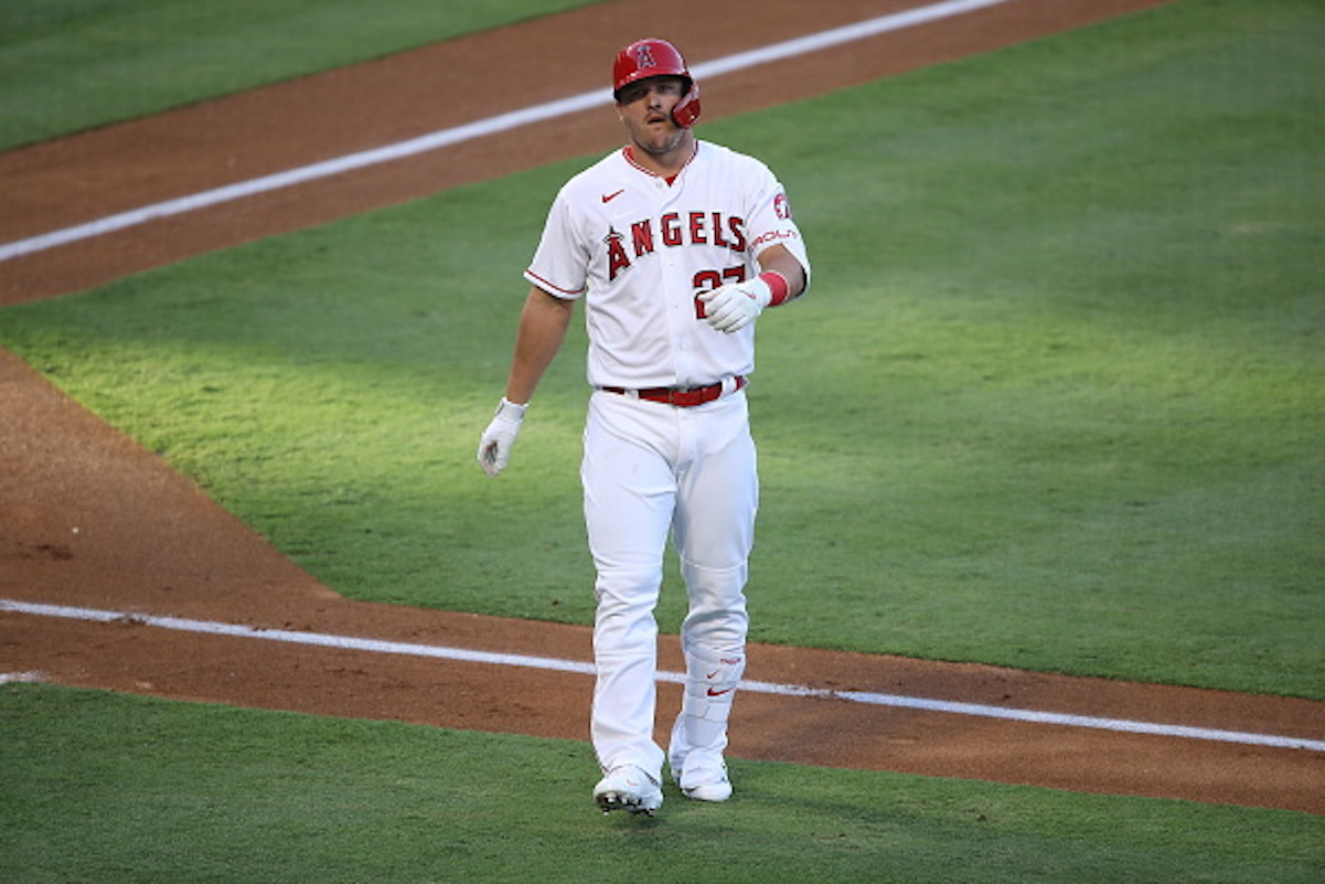 Mike Trout Did Something for the First Time in His Career During the Start of the 2020 Season