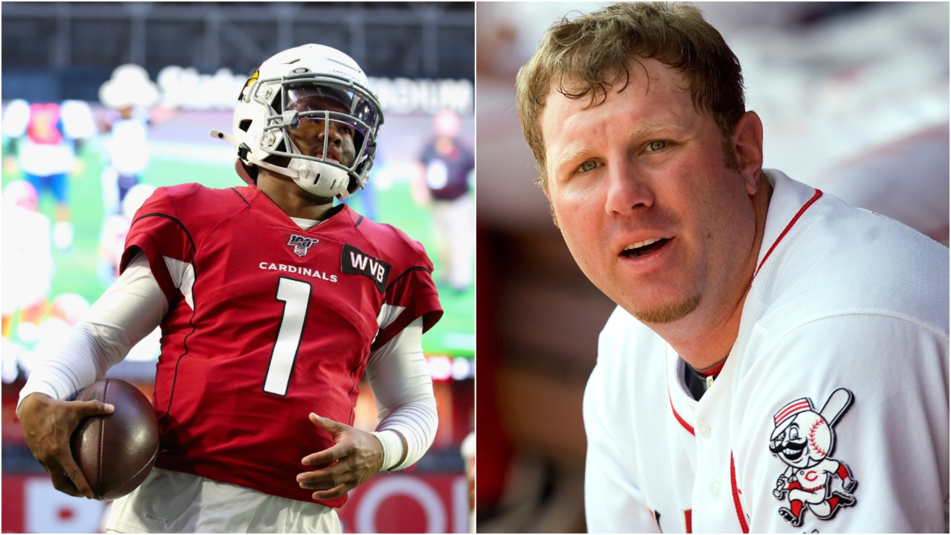Kyler Murray had an electric rookie season for the Arizona Cardinals. However, he made a life-changing decision similar to Adam Dunn's.