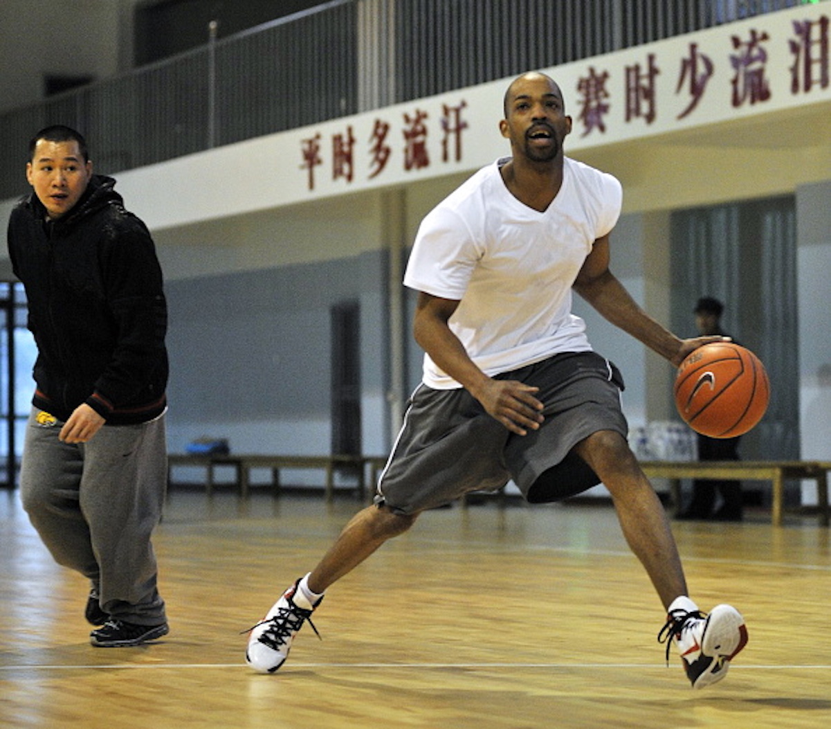 Rafer Alston basketball