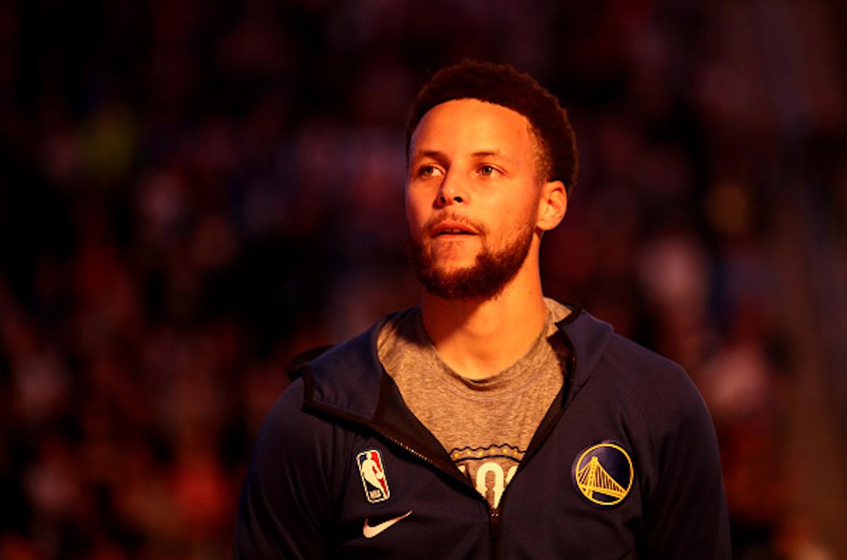 Steph Curry NBA