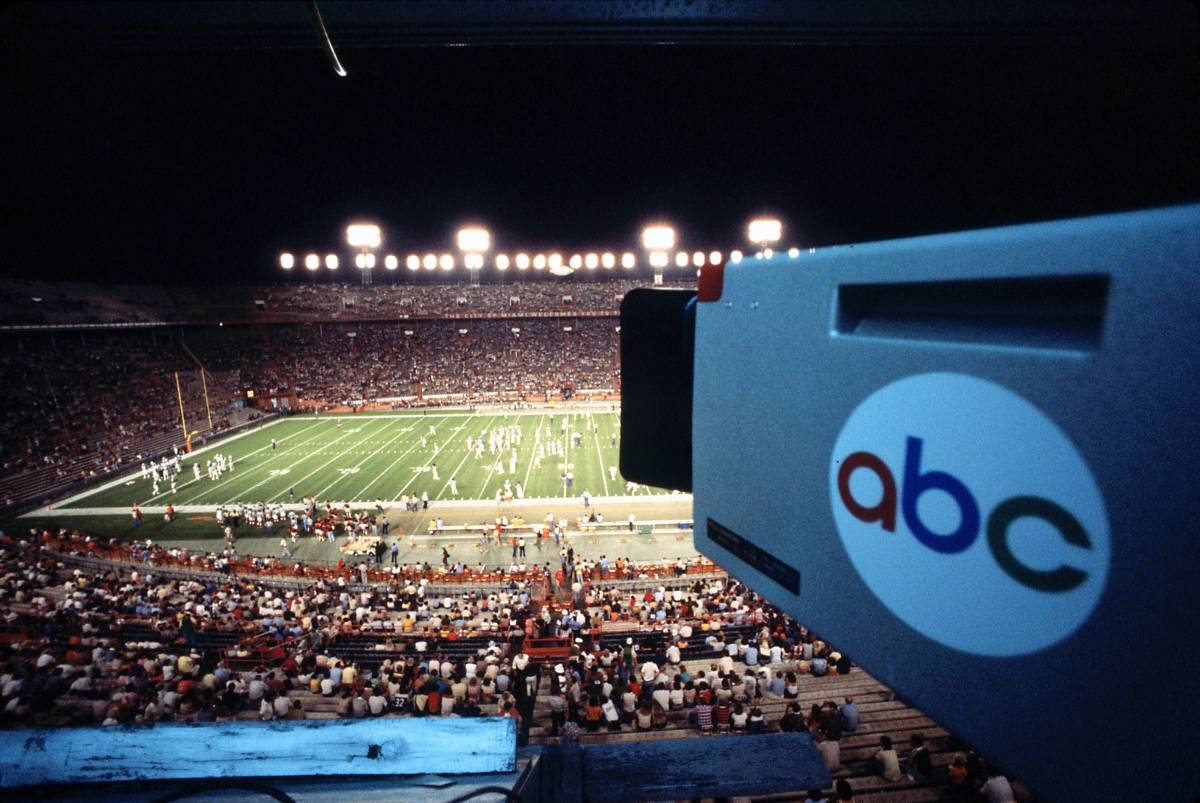 ABC is in an 'increasingly strong position' to air NFL games in 2021. ABC aired 'Monday Night Football' from 1970-2005.