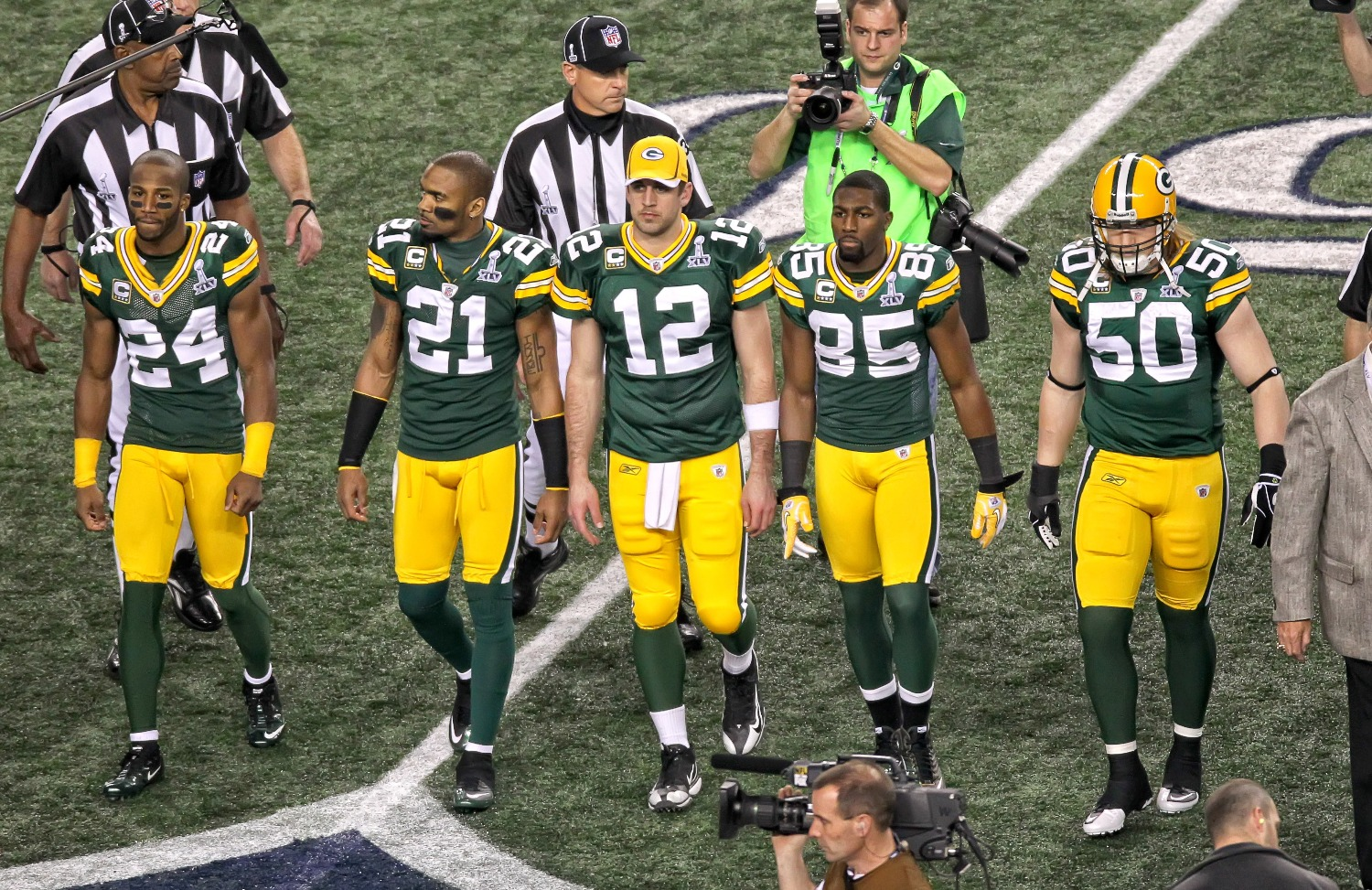 Aaron Rodgers admitted his true feelings about former Packers teammates Greg Jennings and Jermichael Finley, who have openly criticized their former quarterback in the past.