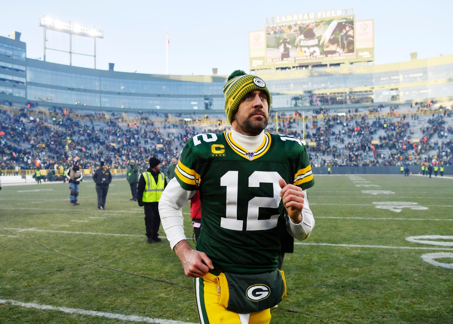 Aaron Rodgers just exposed the real problem with the Jacob Blake shooting.