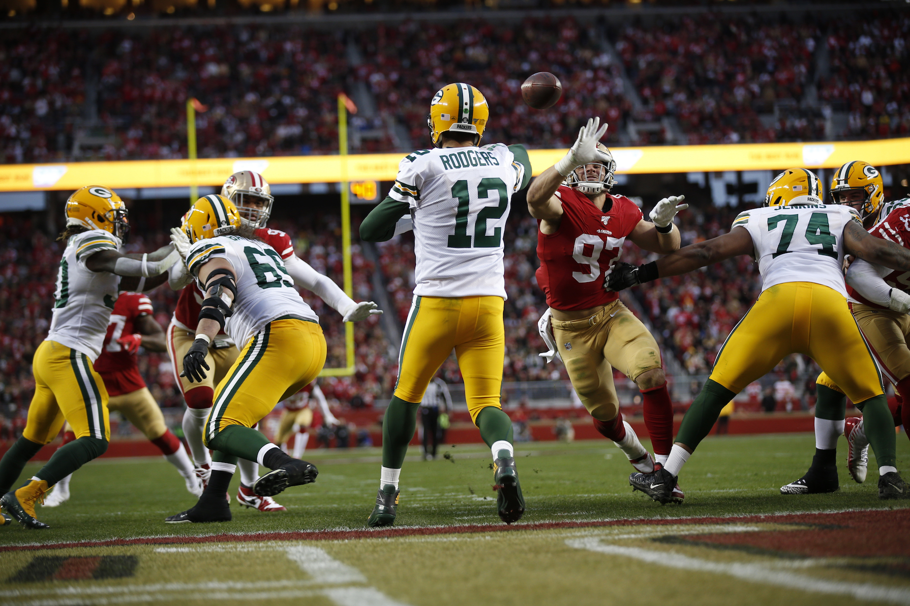 Aaron Rodgers was once on the receiving end of some serious disrespect from NFL scouts.