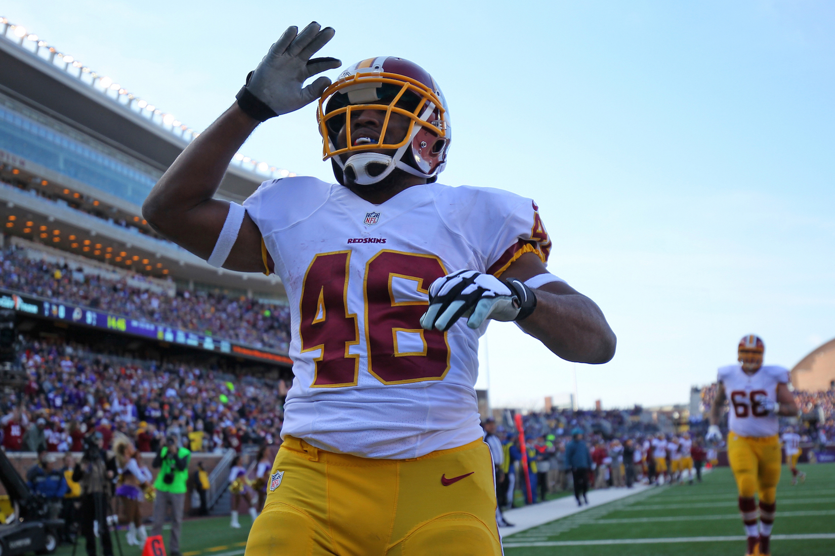 Alfred Morris made almost $8 million in the NFL, but won't replace an old car that he bought for $2.