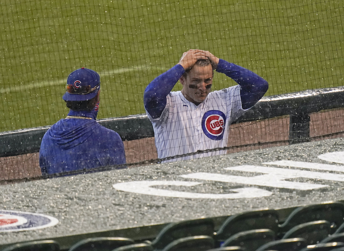 Rain Delays Are Now a Safety Hazard for MLB Players